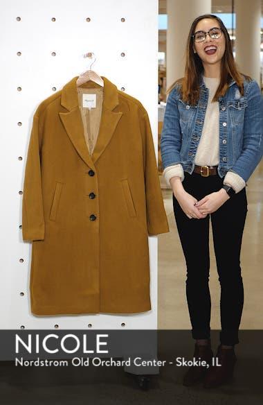 Bergen Cocoon Coat, sales video thumbnail