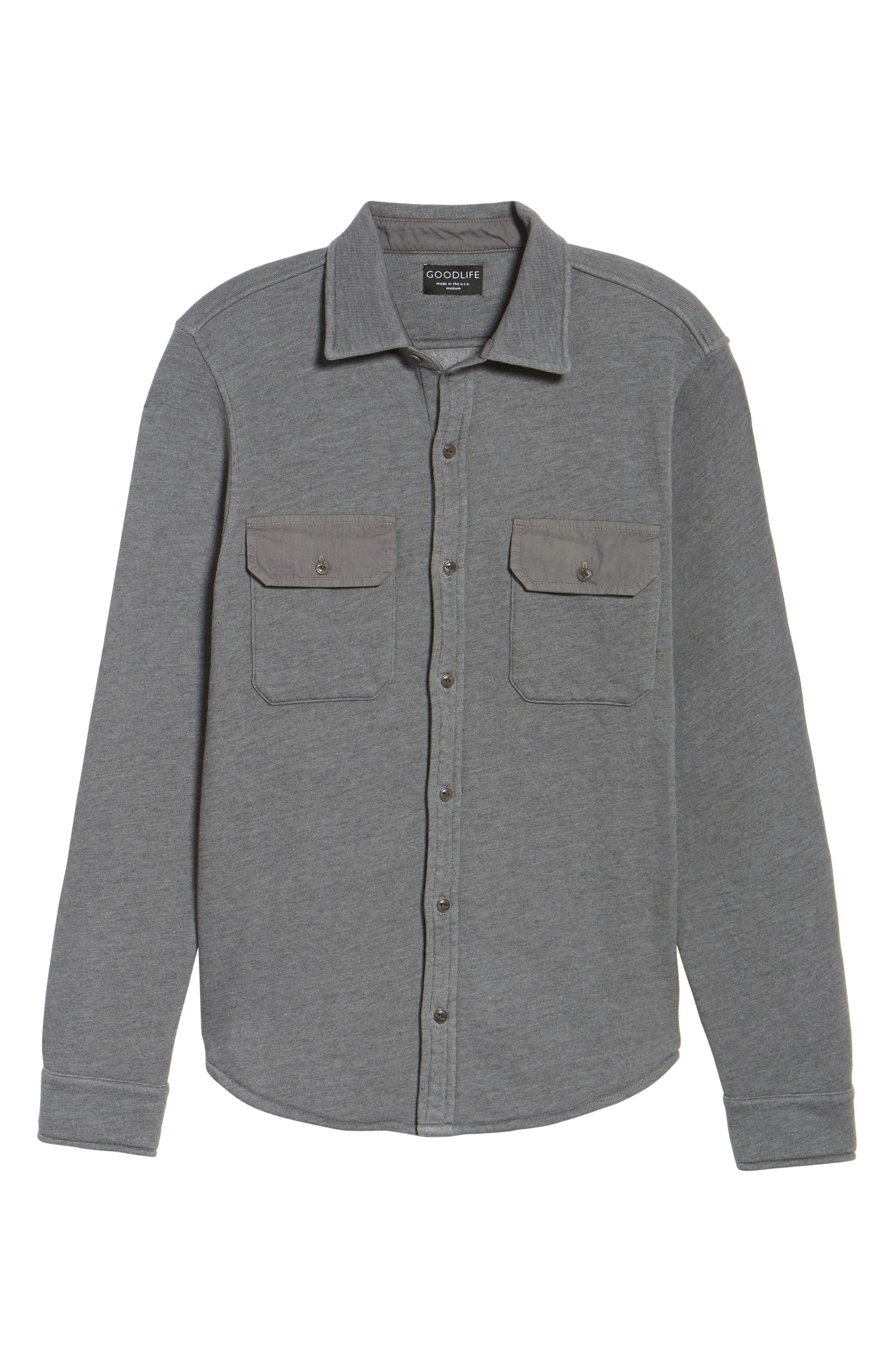 Shirt Jacket,                             Alternate thumbnail 17, color,