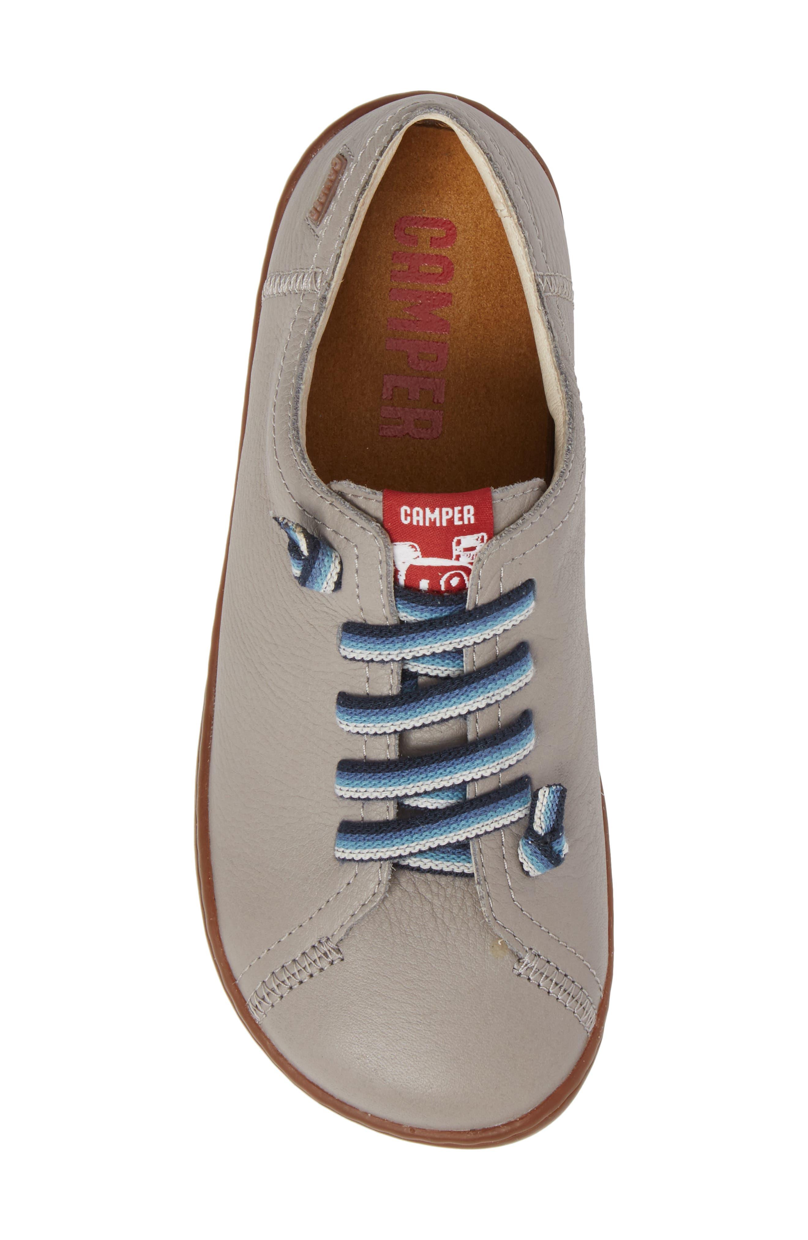 Peu Cami Sneaker,                             Alternate thumbnail 5, color,                             GREY
