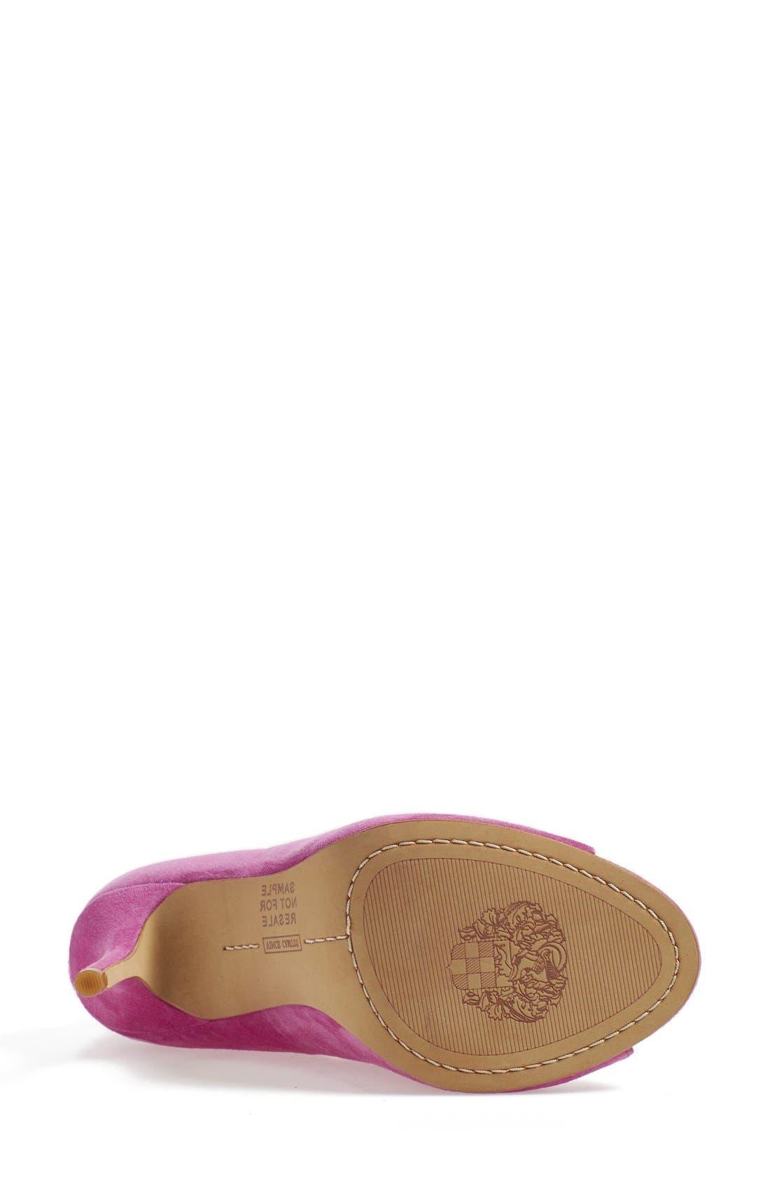 'Sandria' Peep Toe Ghillie Sandal,                             Alternate thumbnail 17, color,