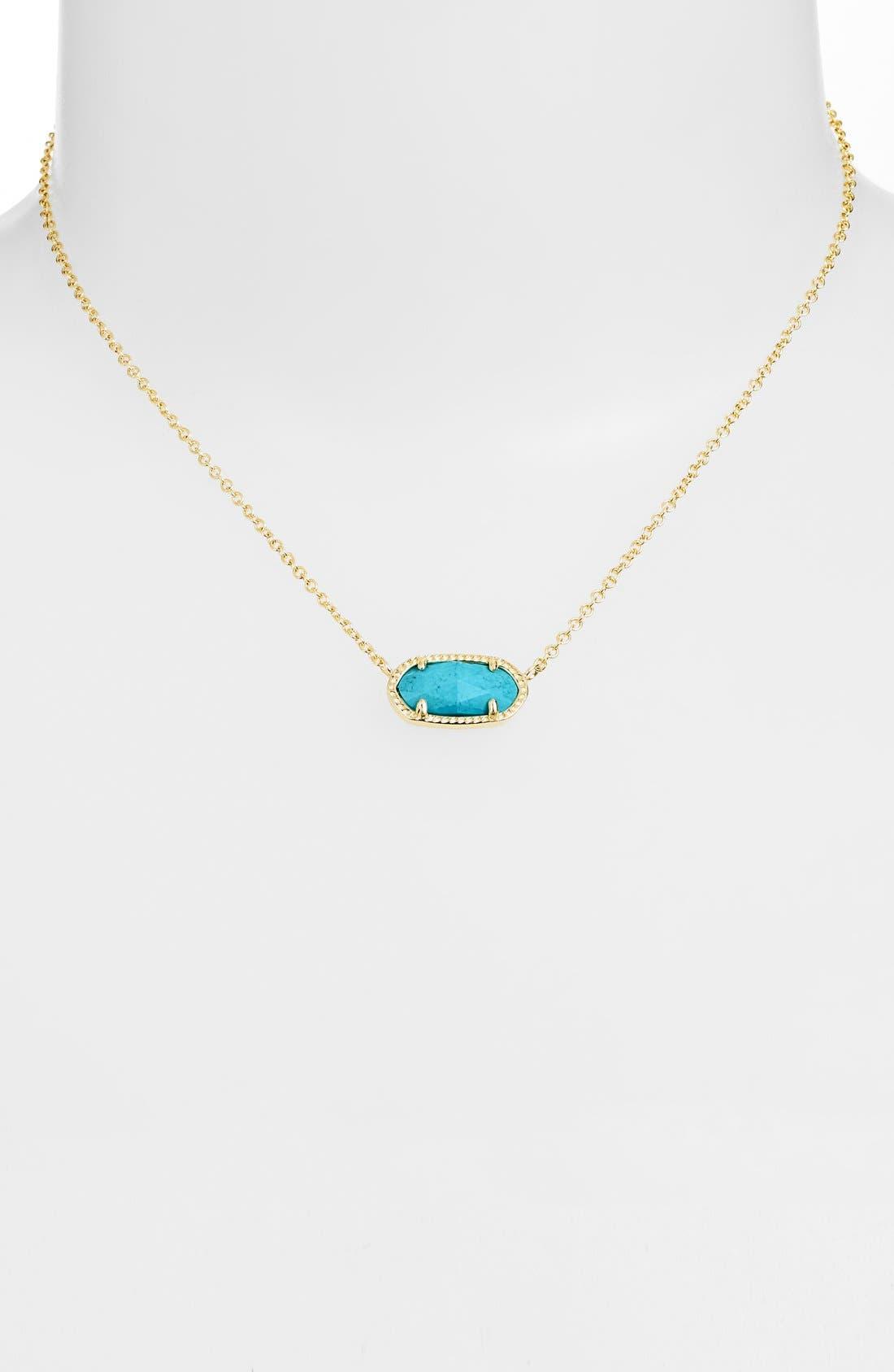 'Elisa' Pendant Necklace,                             Main thumbnail 12, color,