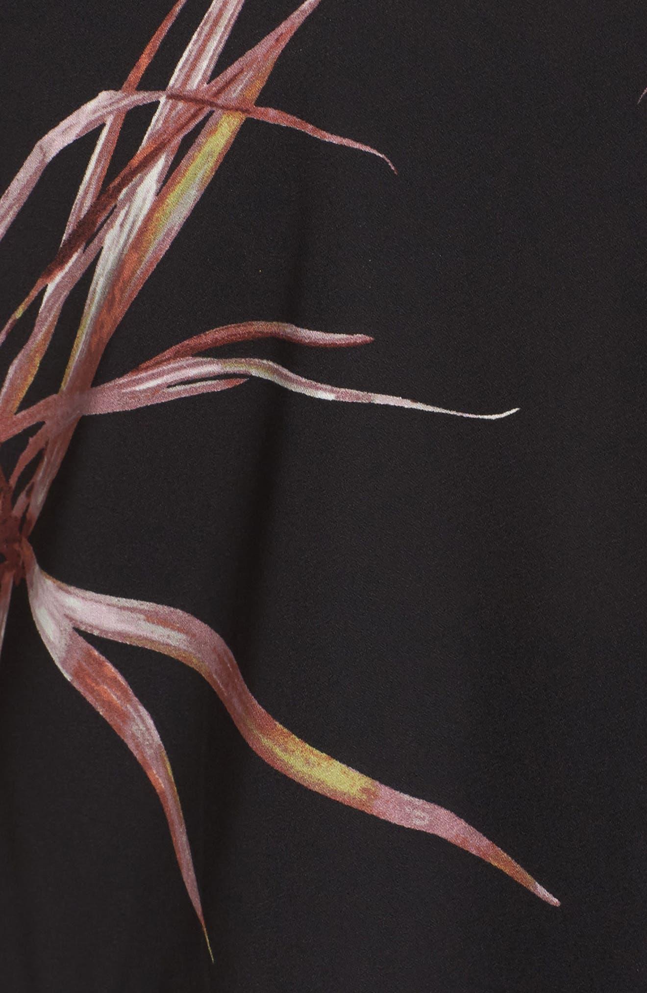 Lattice Tie Top,                             Alternate thumbnail 5, color,                             005