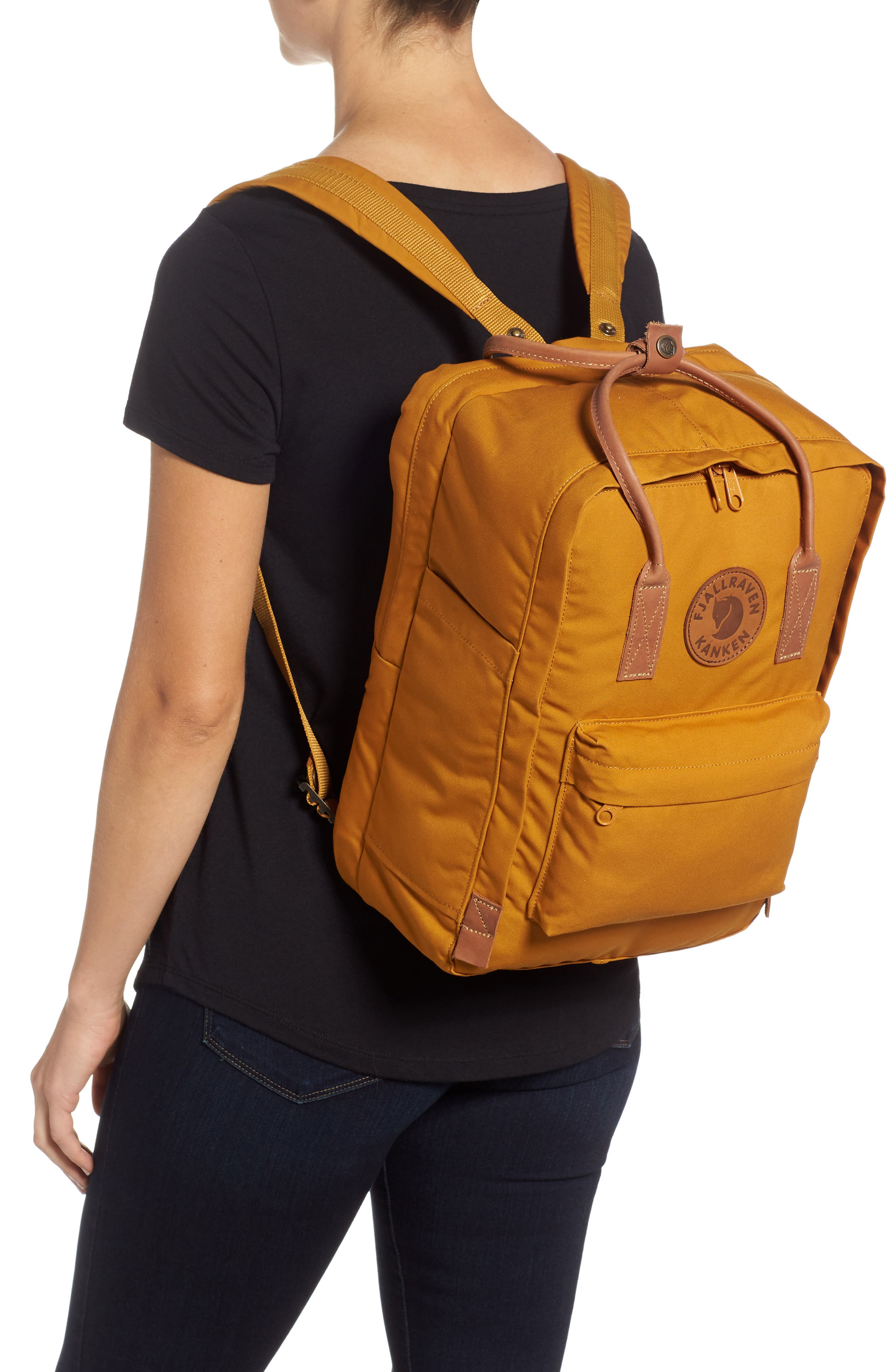 "Kånken No. 2 15"" Laptop Backpack,                             Alternate thumbnail 2, color,                             ACORN"