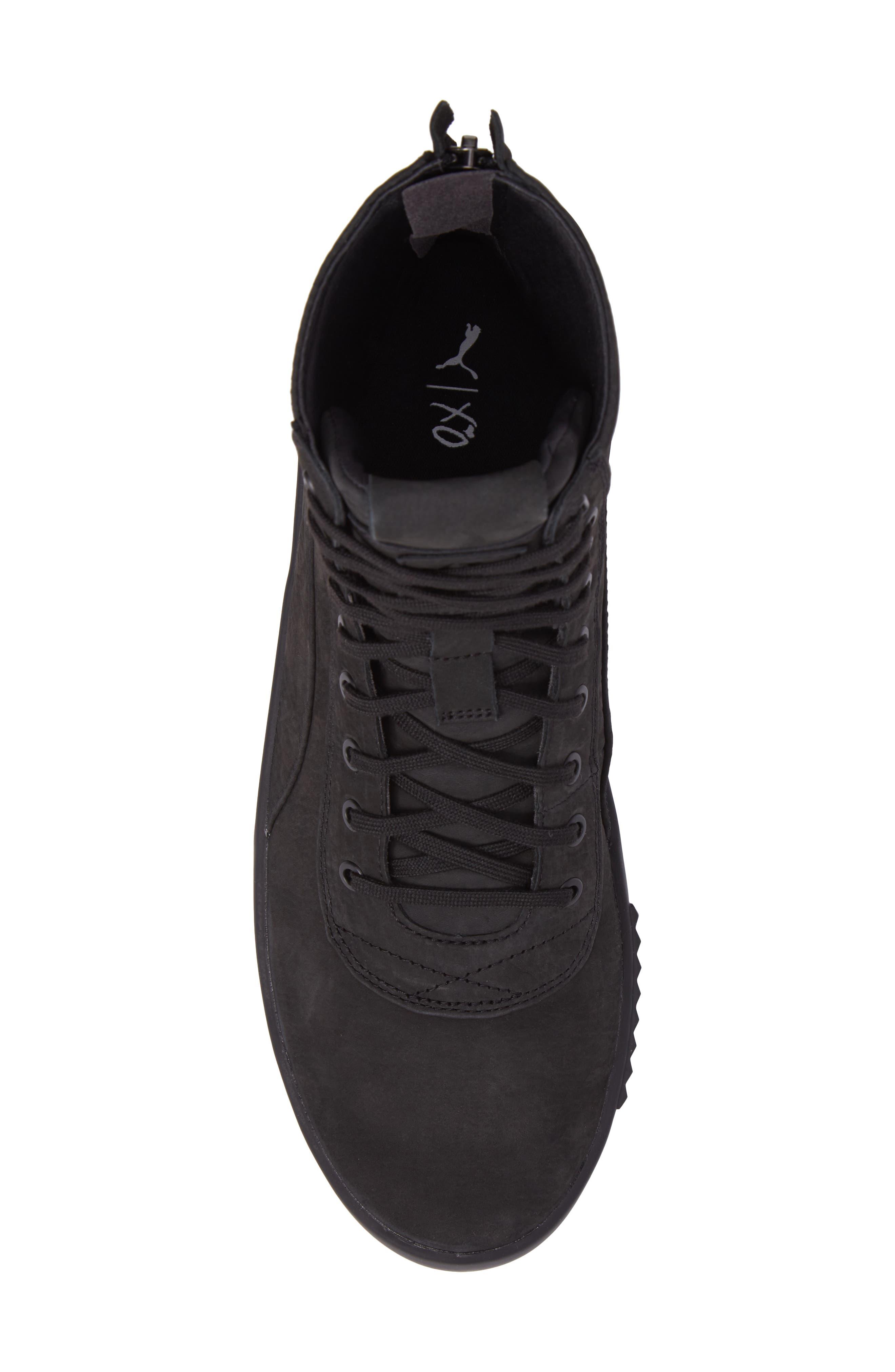 XO Parallel Weeknd Sneaker,                             Alternate thumbnail 5, color,                             001