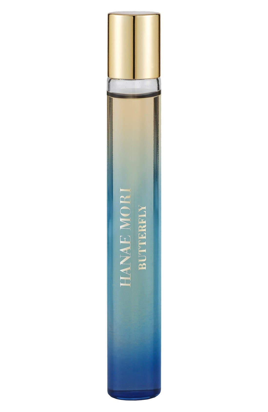 'Butterfly' Eau de Parfum Rollerball, Main, color, 000