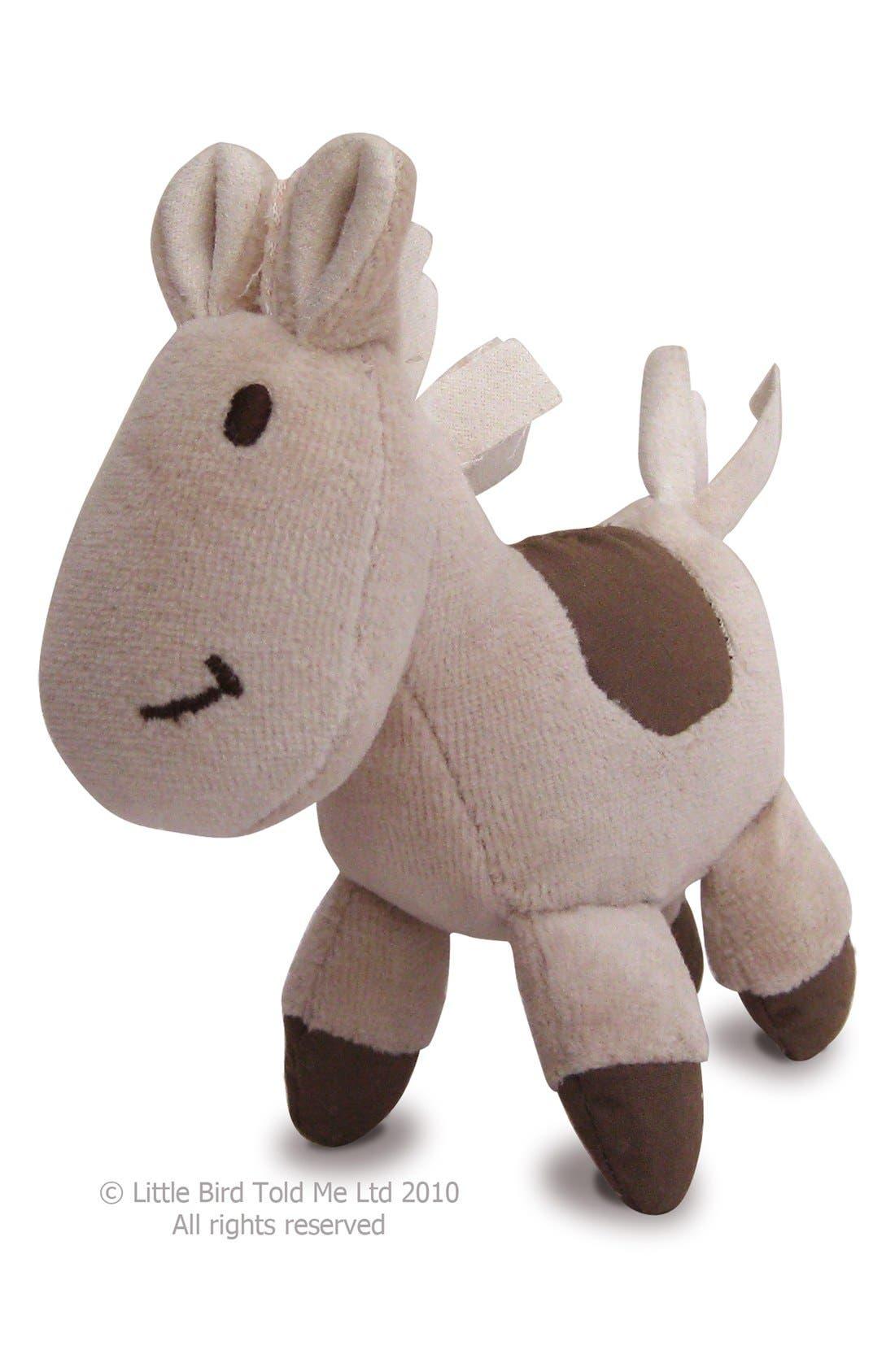 Rocking Horse & Stuffed Animal,                             Alternate thumbnail 3, color,                             200