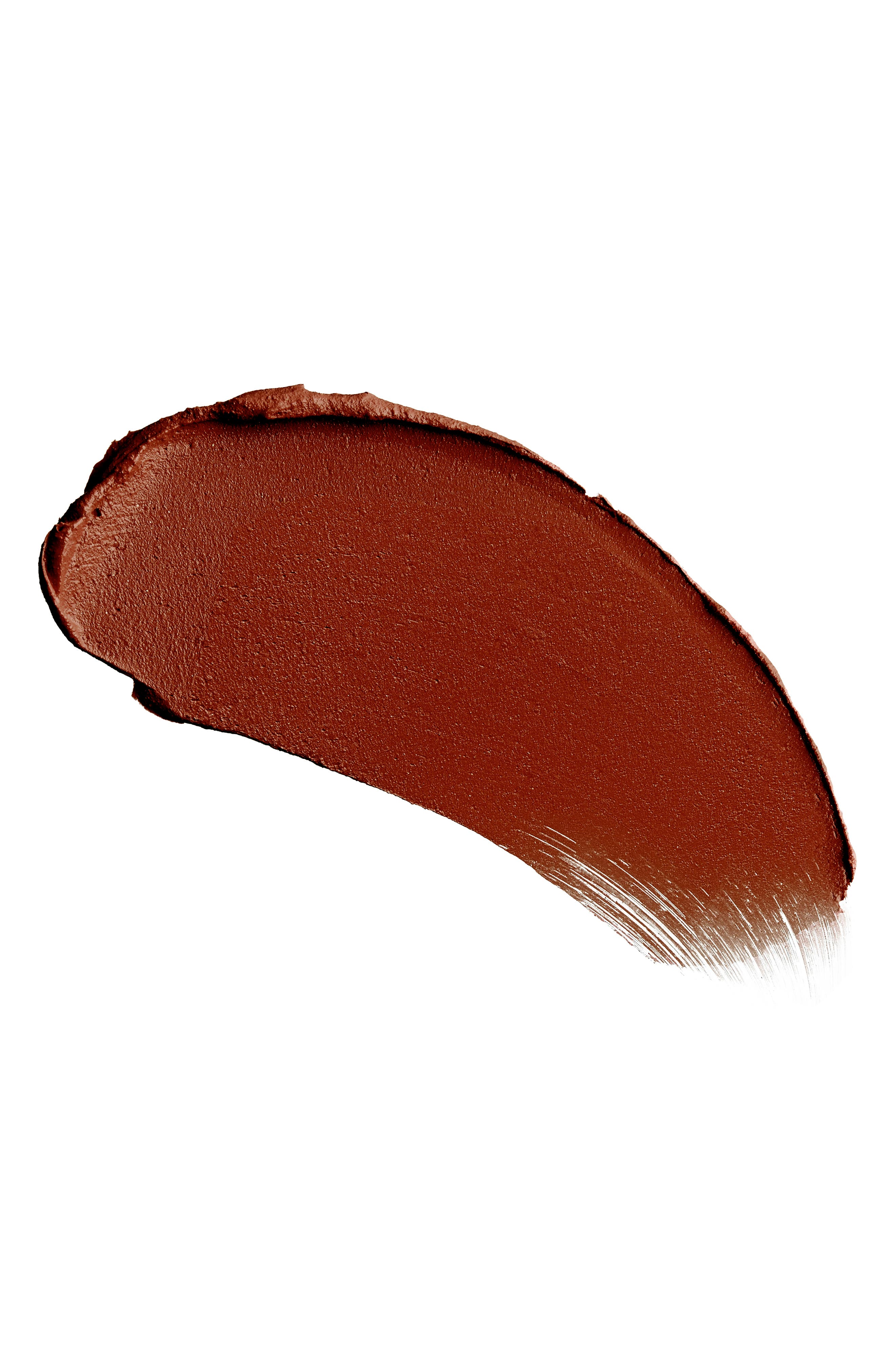 Matte Revolution Lipstick,                             Alternate thumbnail 3, color,                             BIRKIN BROWN