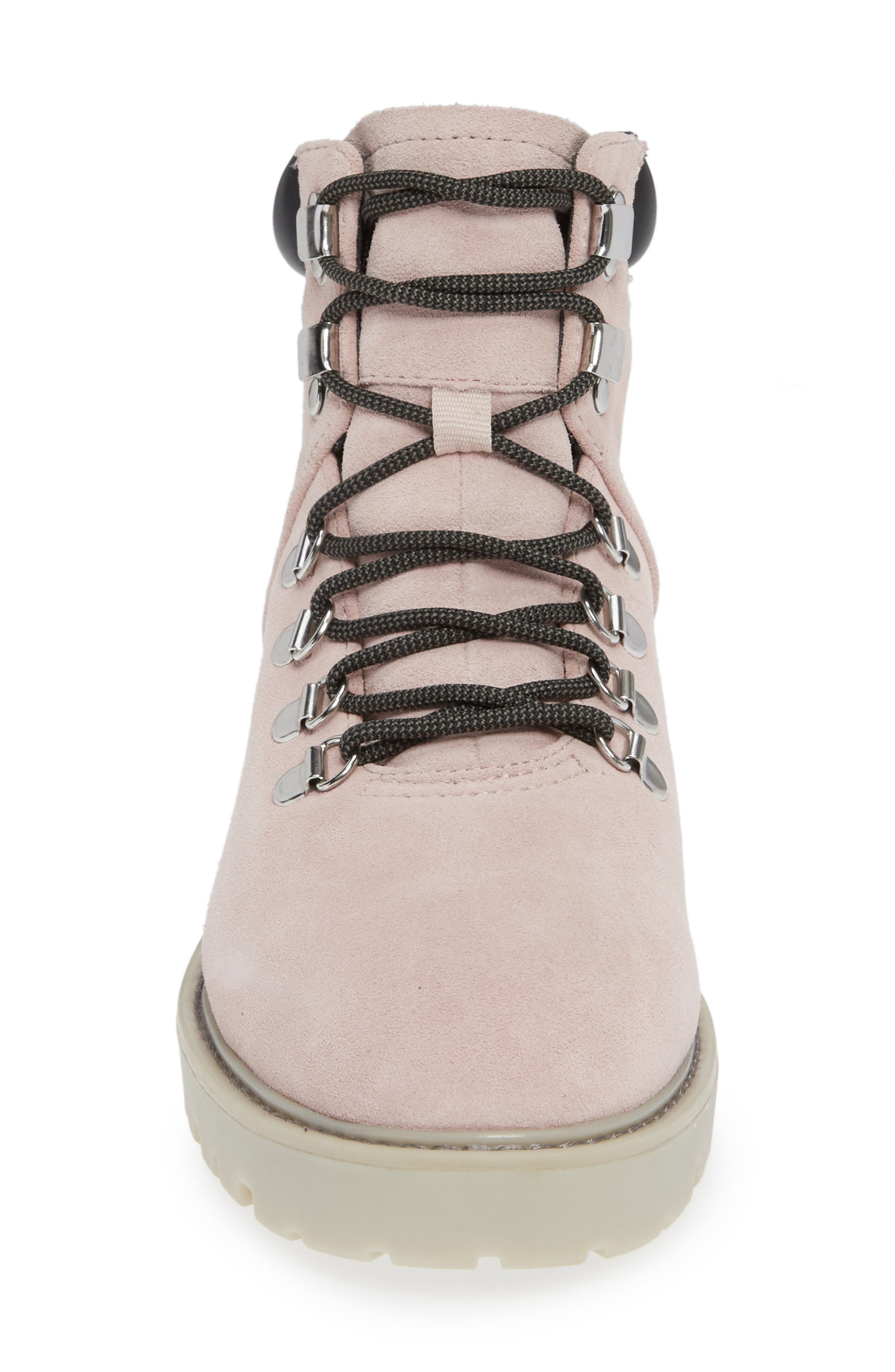 VAGABOND,                             Shoemakers Kenova Boot,                             Alternate thumbnail 4, color,                             MILKSHAKE SUEDE