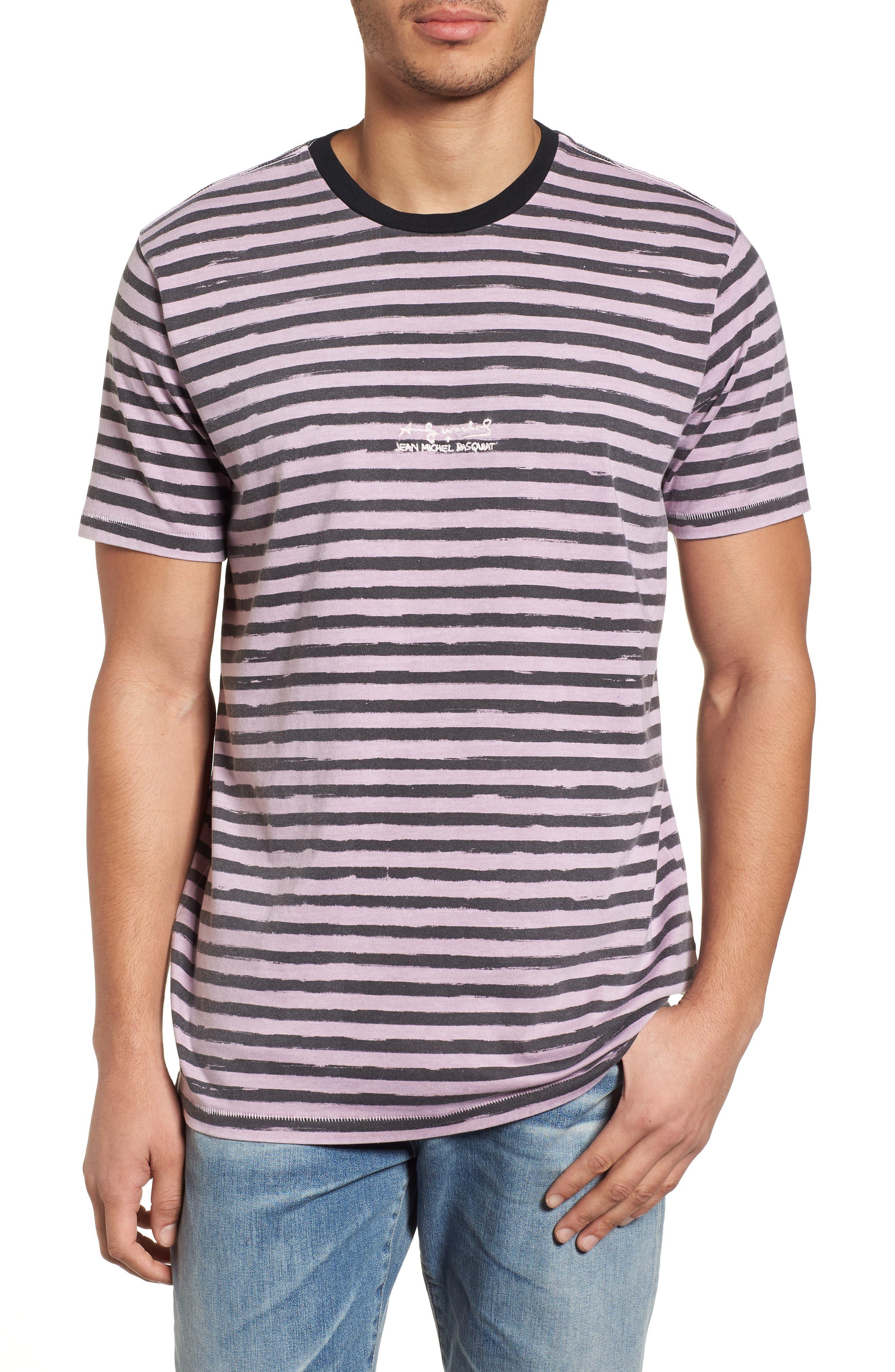 x Warhol Epi T-Shirt,                         Main,                         color,