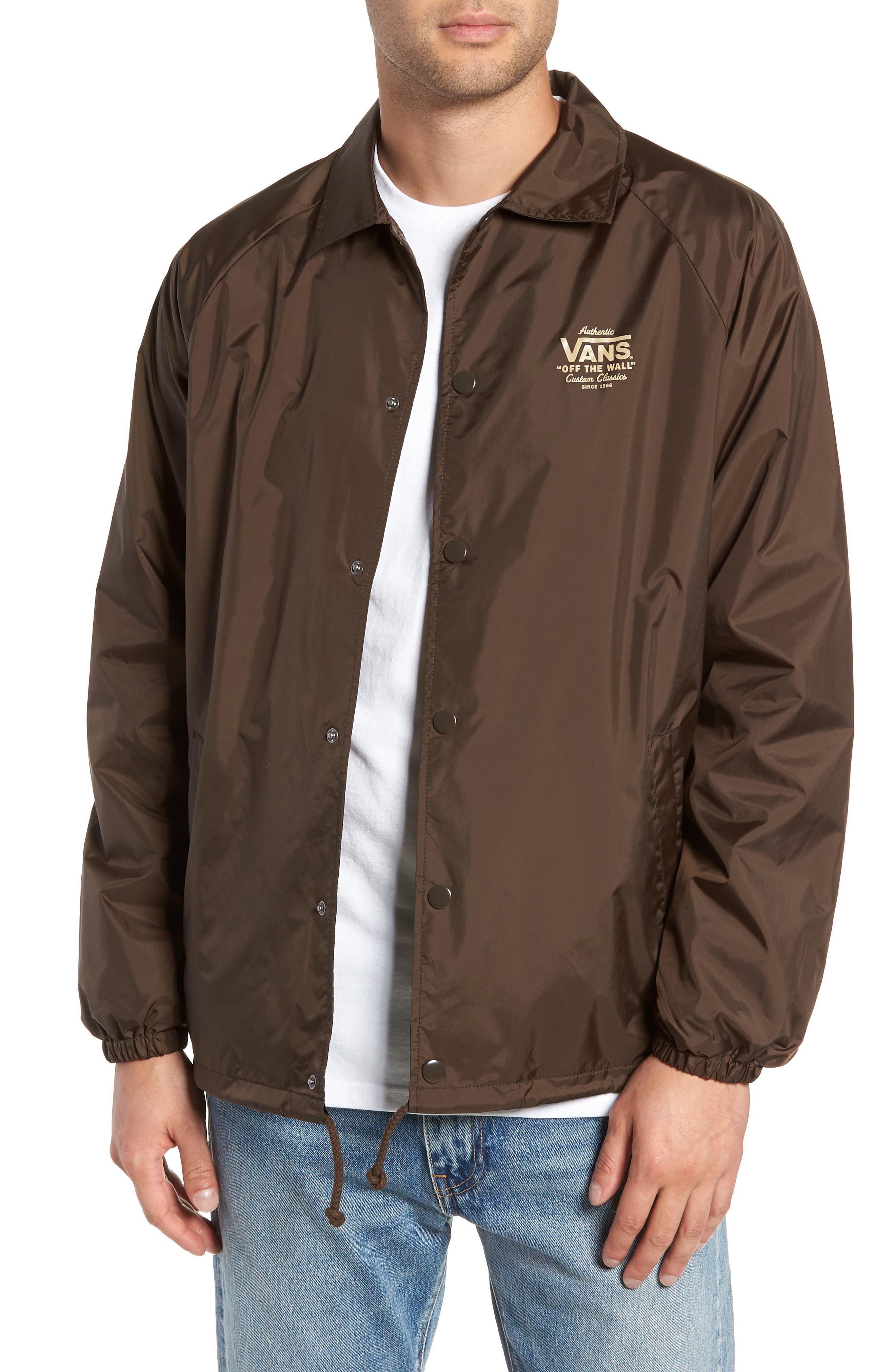 Torrey Water Resistant Coach's Jacket,                         Main,                         color, 200