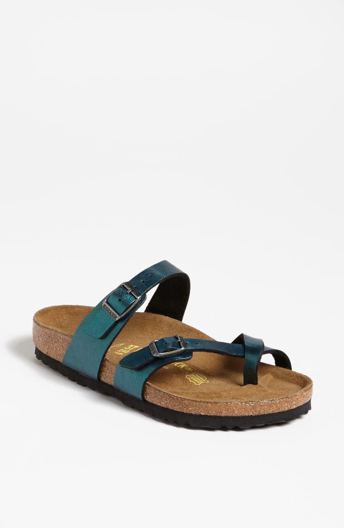 'Mayari' Birko-Flor<sup>™</sup> Sandal,                             Main thumbnail 11, color,
