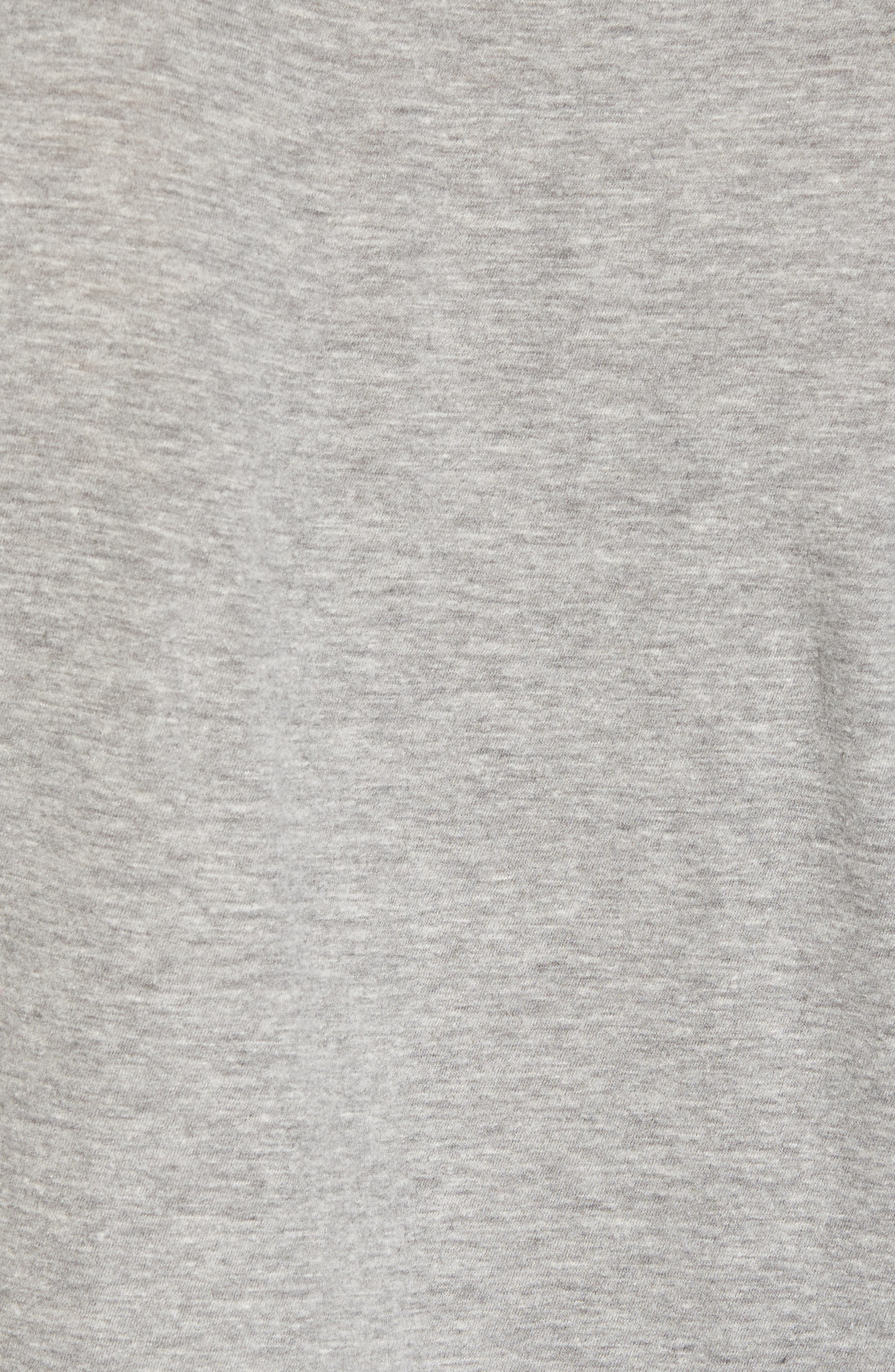 Portage Pittsburgh Penguins Ringer T-Shirt,                             Alternate thumbnail 5, color,