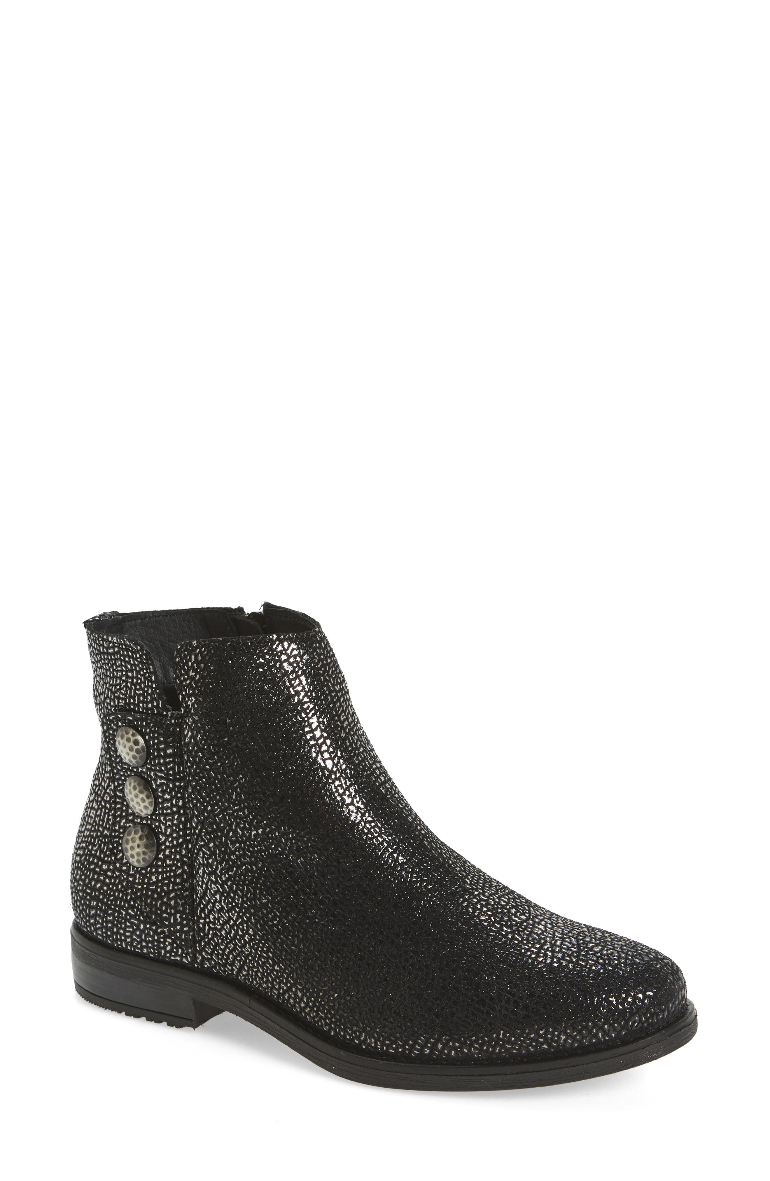 Sheridan Waterproof Bootie,                         Main,                         color, 001