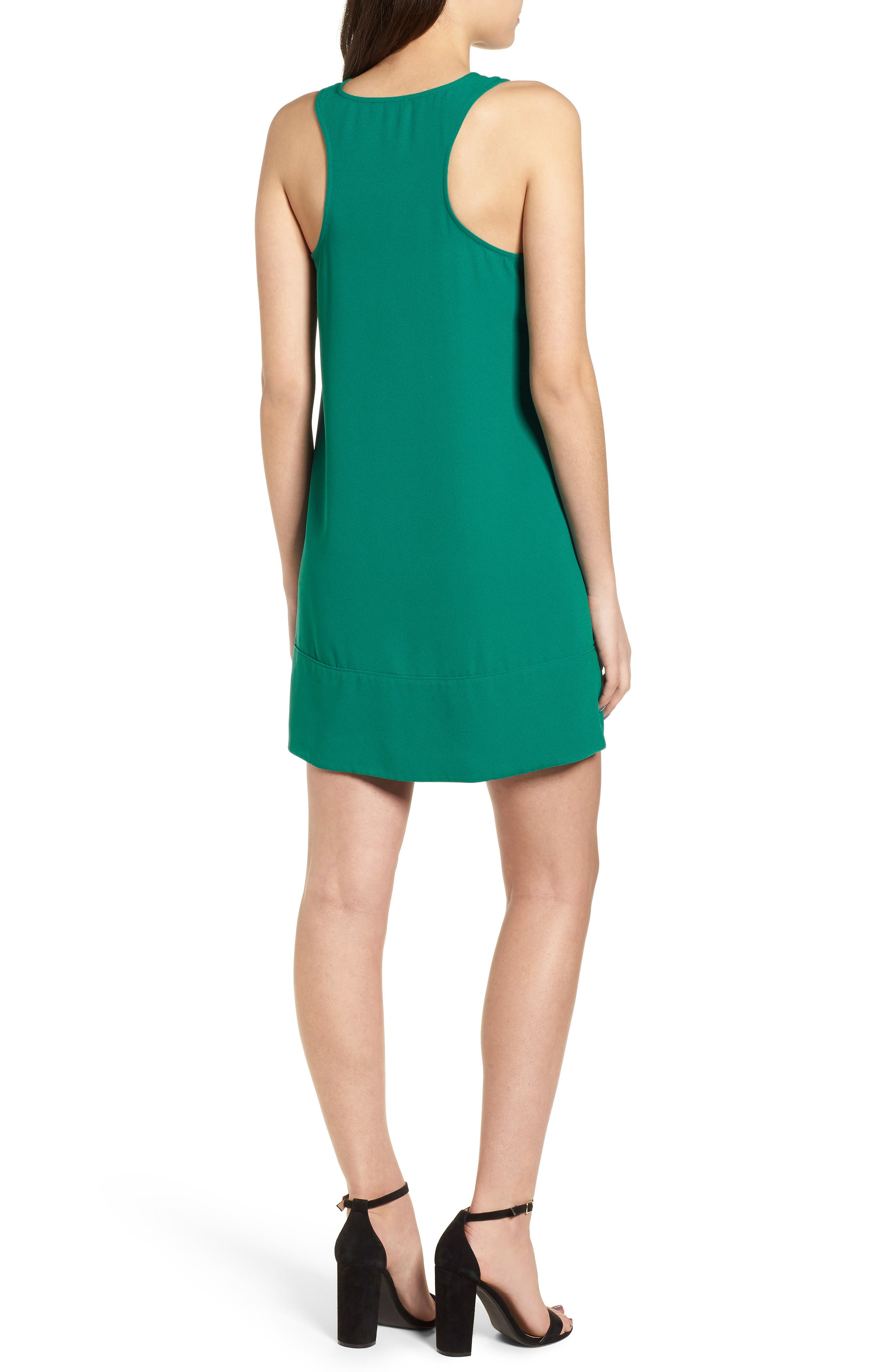 Racerback Shift Dress,                             Alternate thumbnail 89, color,