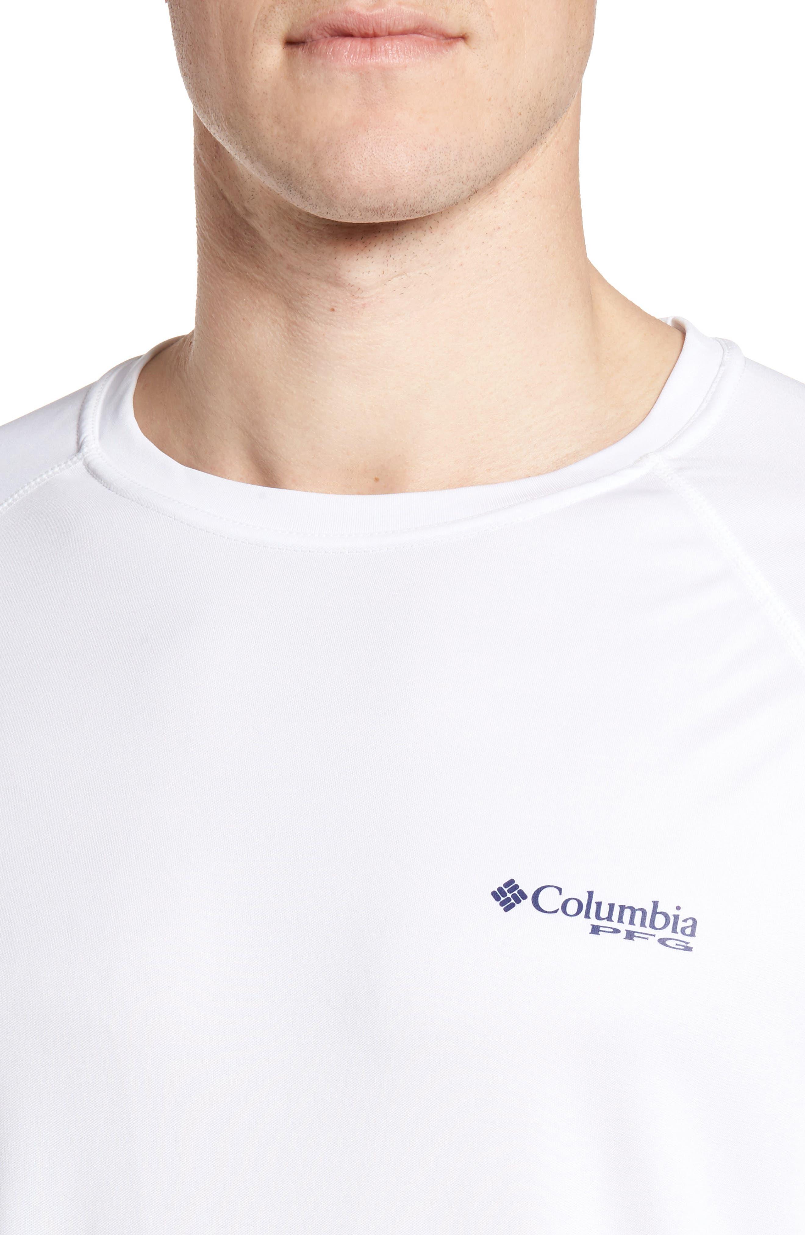 PFG Terminal Tackle Performance Long Sleeve T-Shirt,                             Alternate thumbnail 36, color,