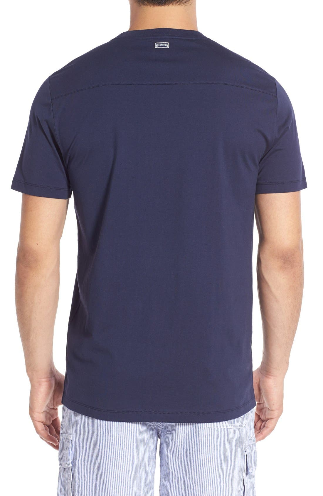 Pocket T-Shirt,                             Alternate thumbnail 6, color,