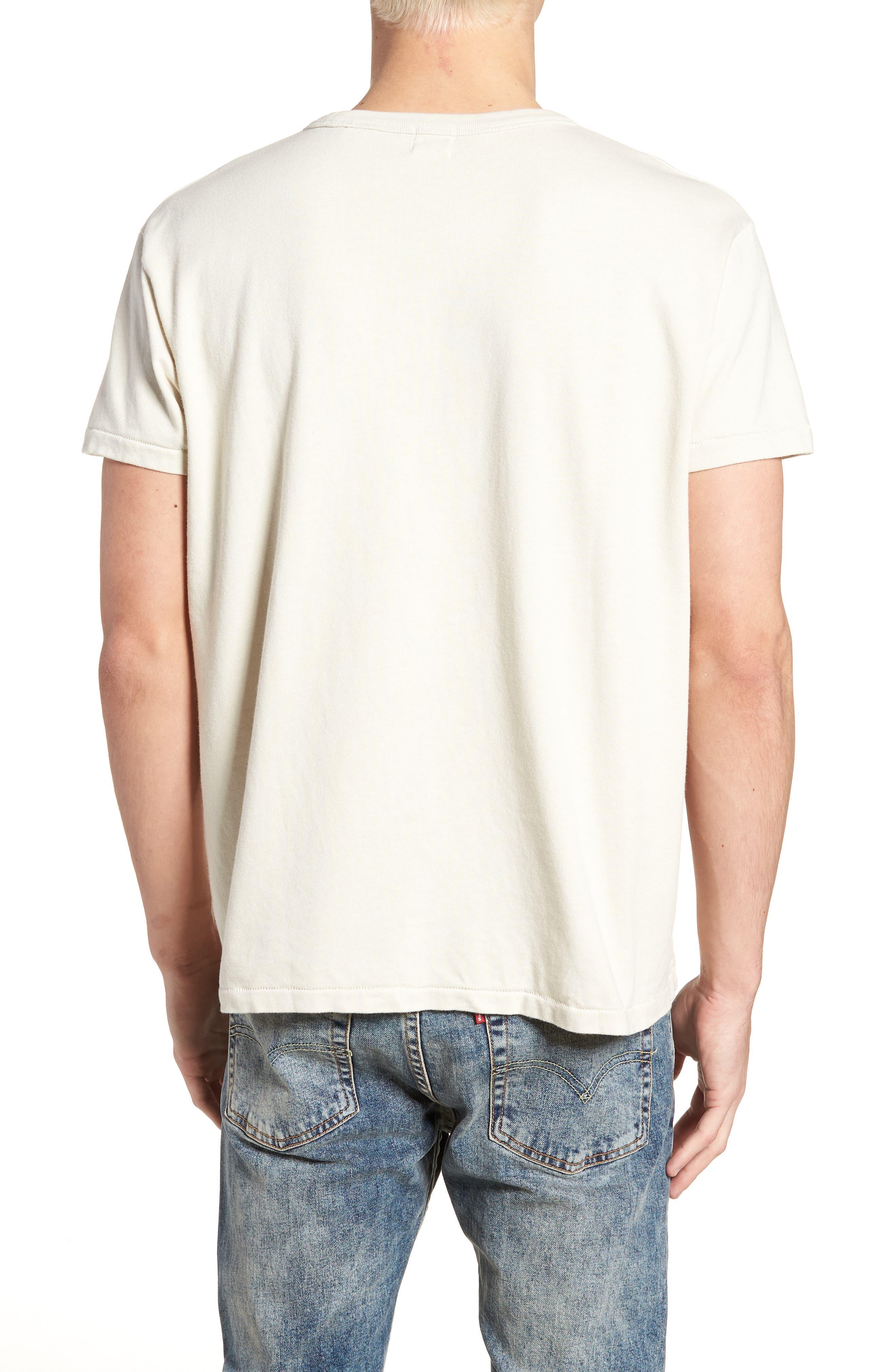 1960s Loose Fit T-Shirt,                             Alternate thumbnail 2, color,                             100
