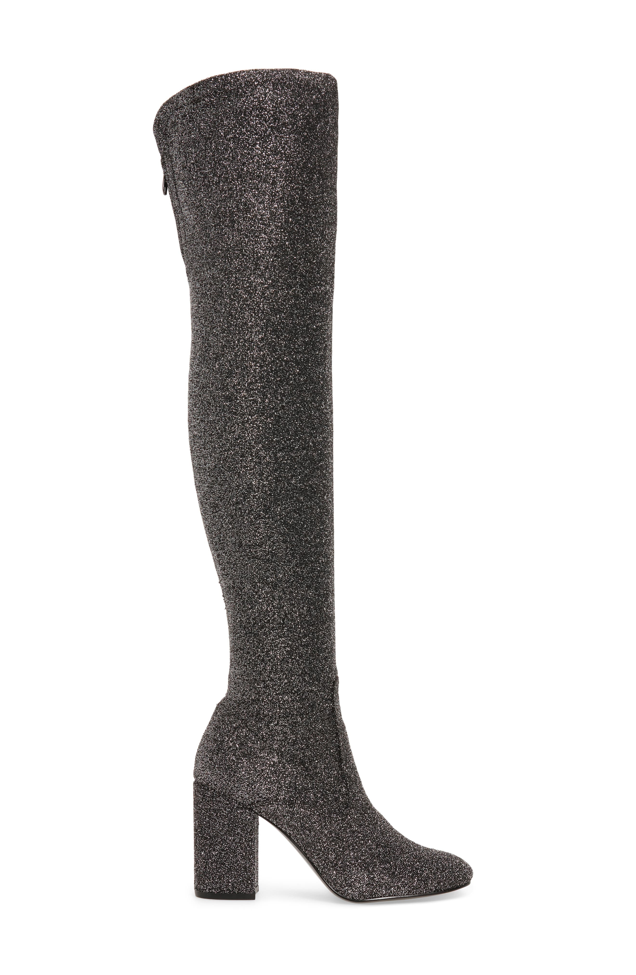 Carah Over the Knee Boot,                             Alternate thumbnail 3, color,                             024