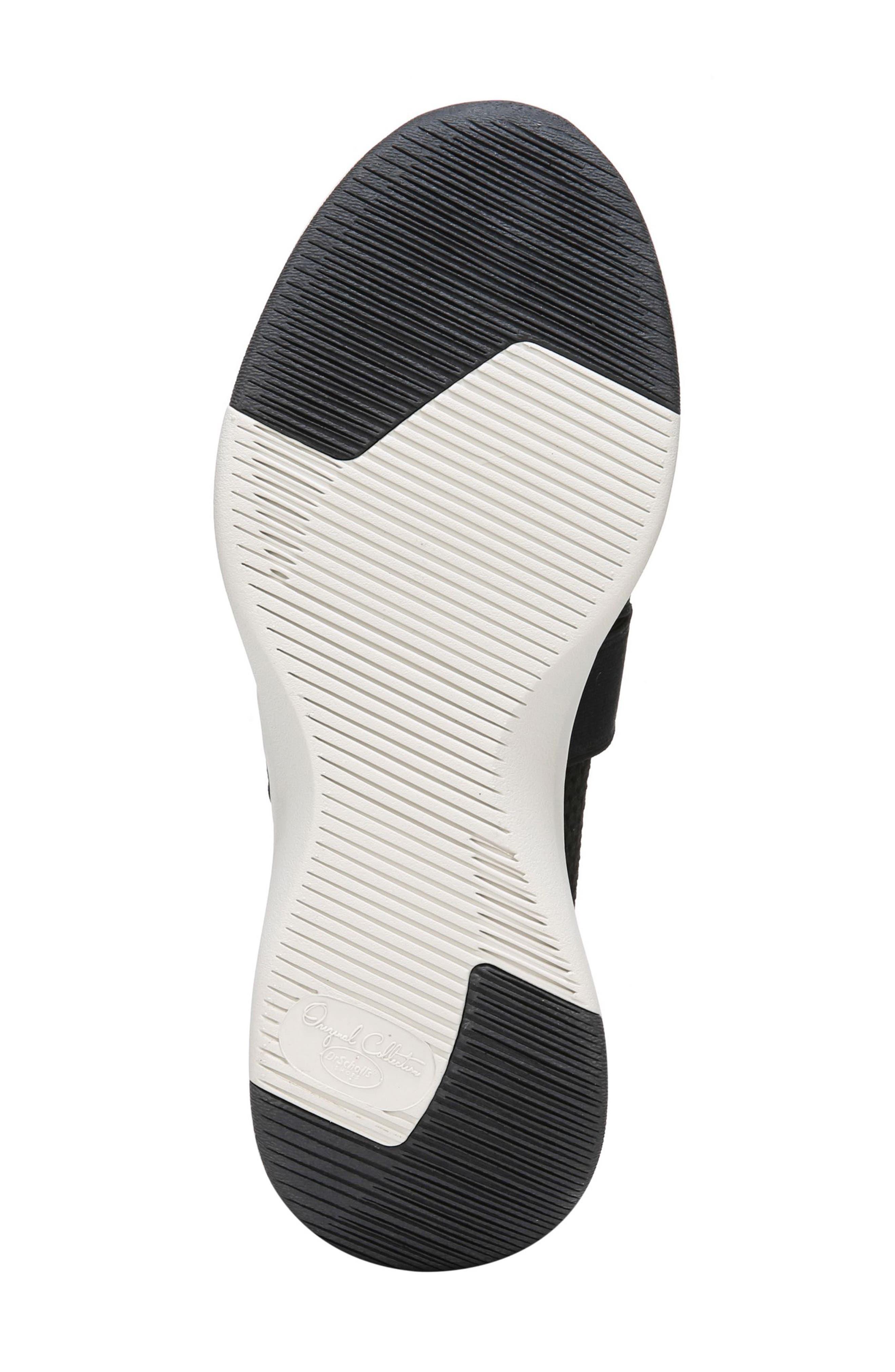 Slay All Day Sneaker,                             Alternate thumbnail 6, color,                             BLACK FABRIC