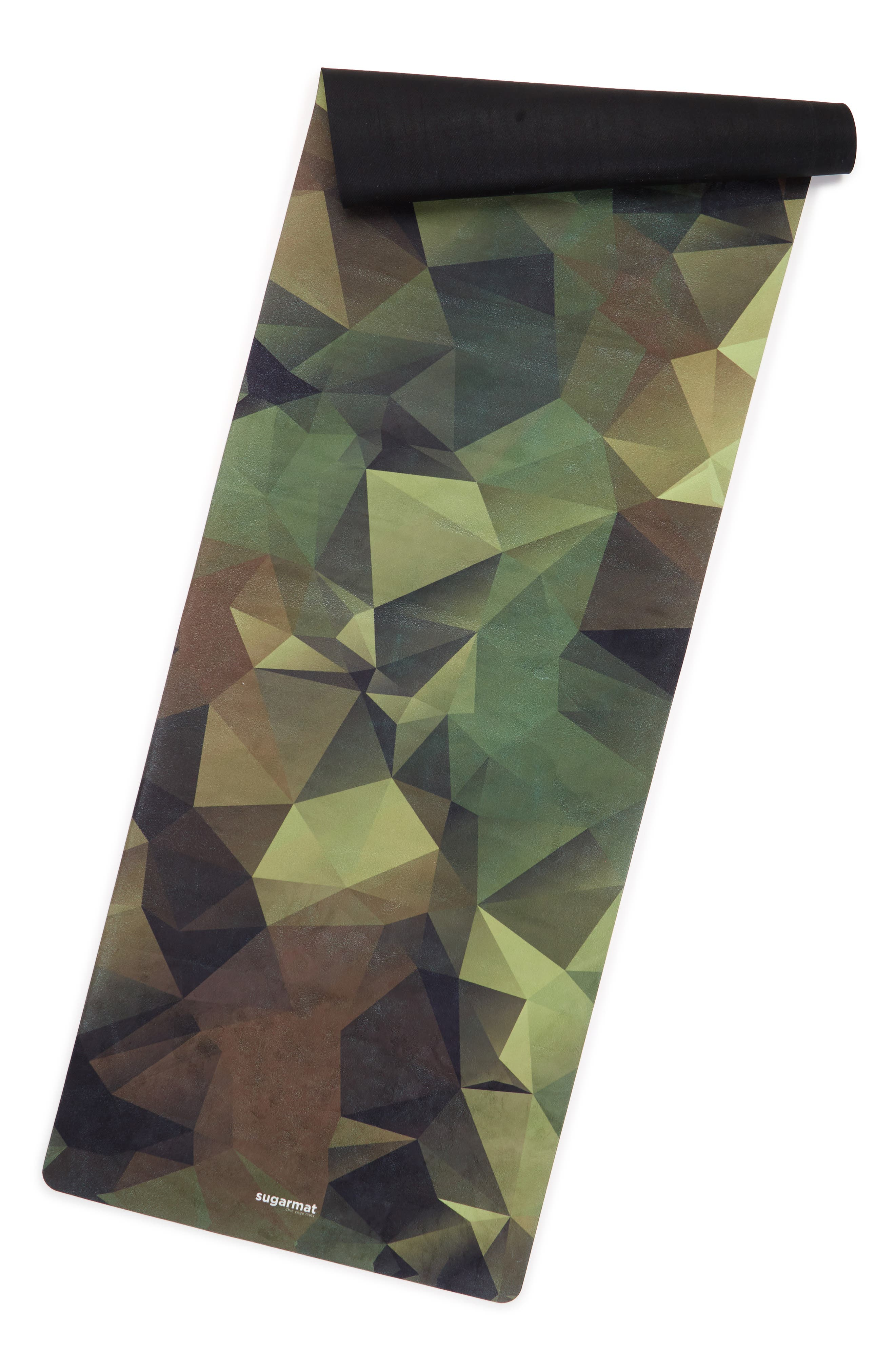 Camo Gaometrics Yoga Mat,                         Main,                         color, 300