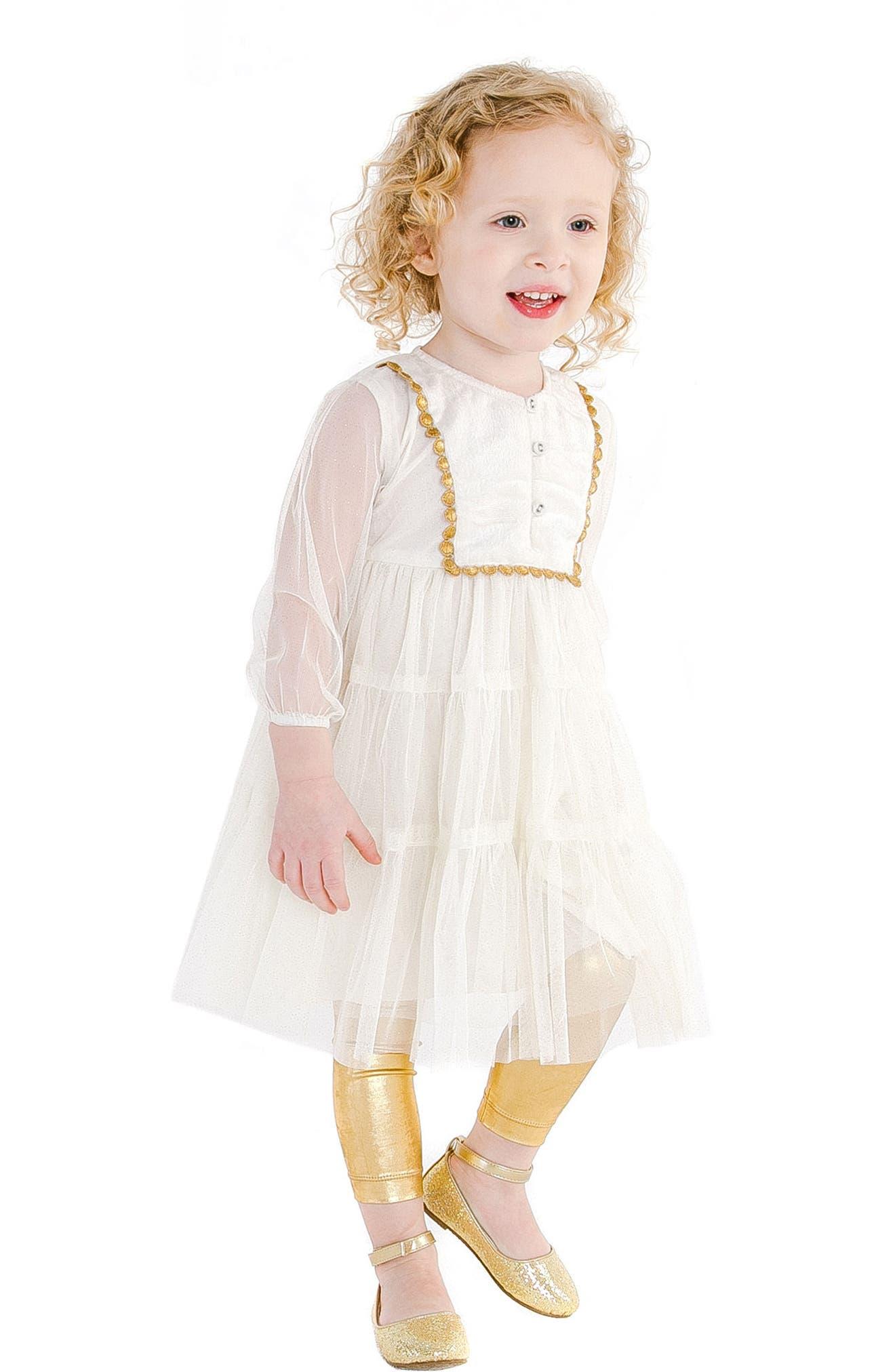 MASALA BABY,                             Metallic Dress,                             Alternate thumbnail 2, color,                             900