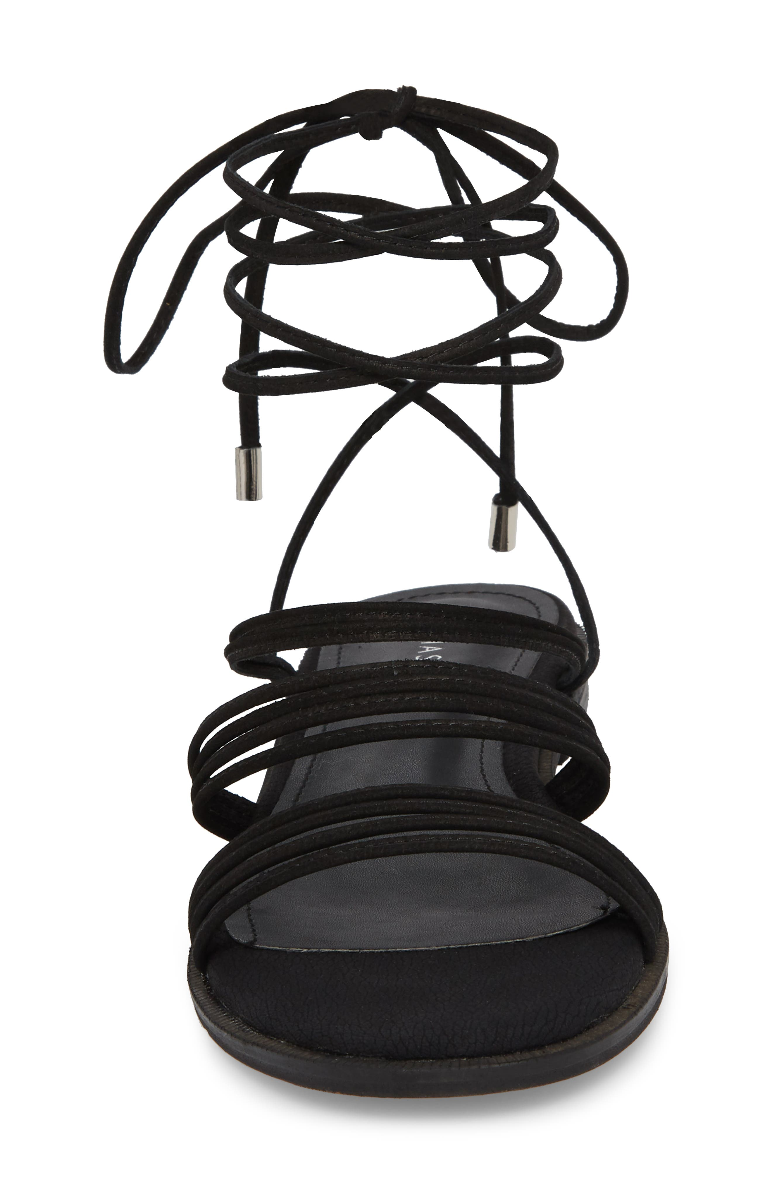 Theory Strappy Flat Sandal,                             Alternate thumbnail 10, color,
