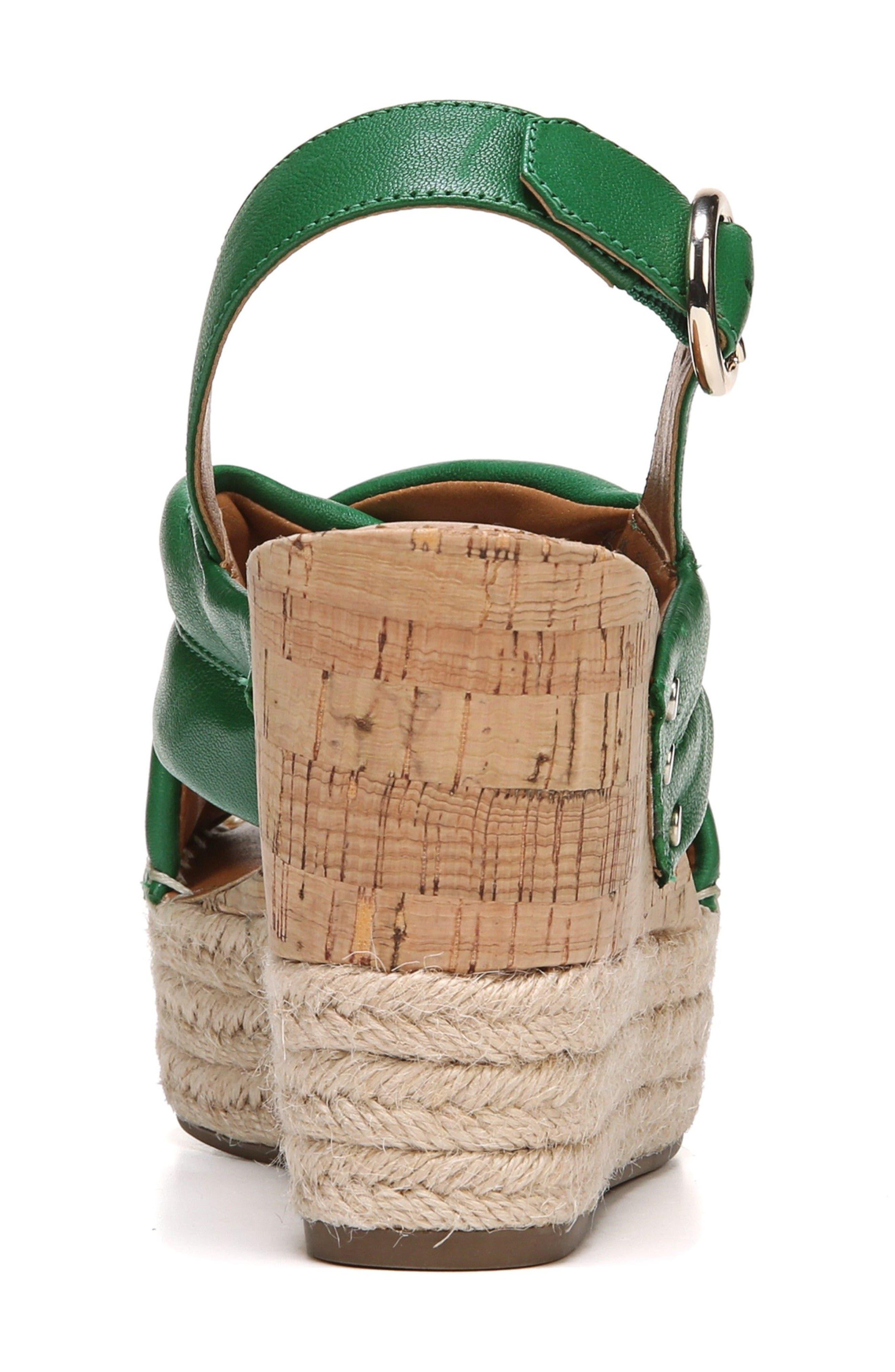Niva Espadrille Wedge Sandal,                             Alternate thumbnail 32, color,