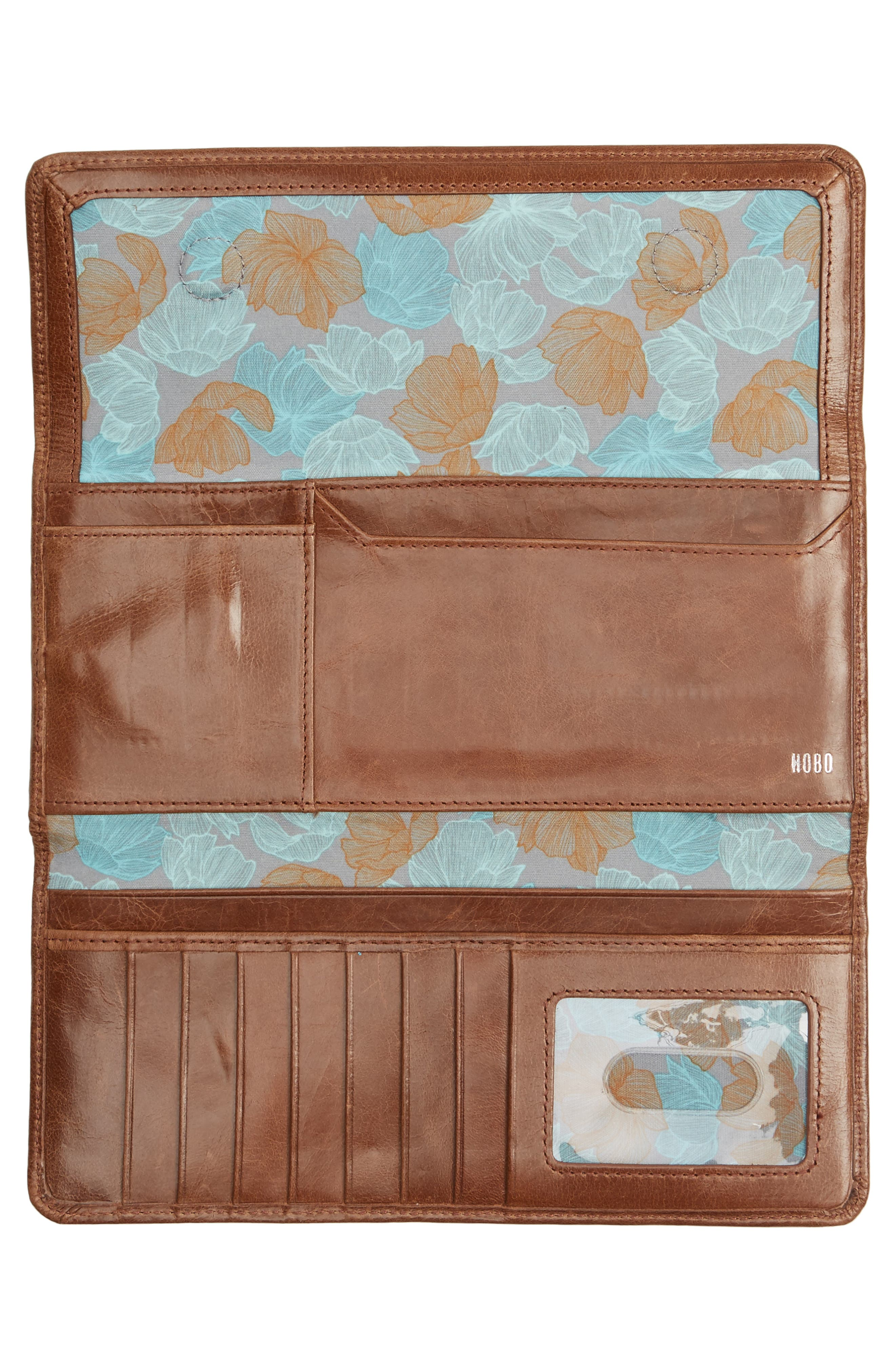 'Sadie' Leather Wallet,                             Alternate thumbnail 152, color,