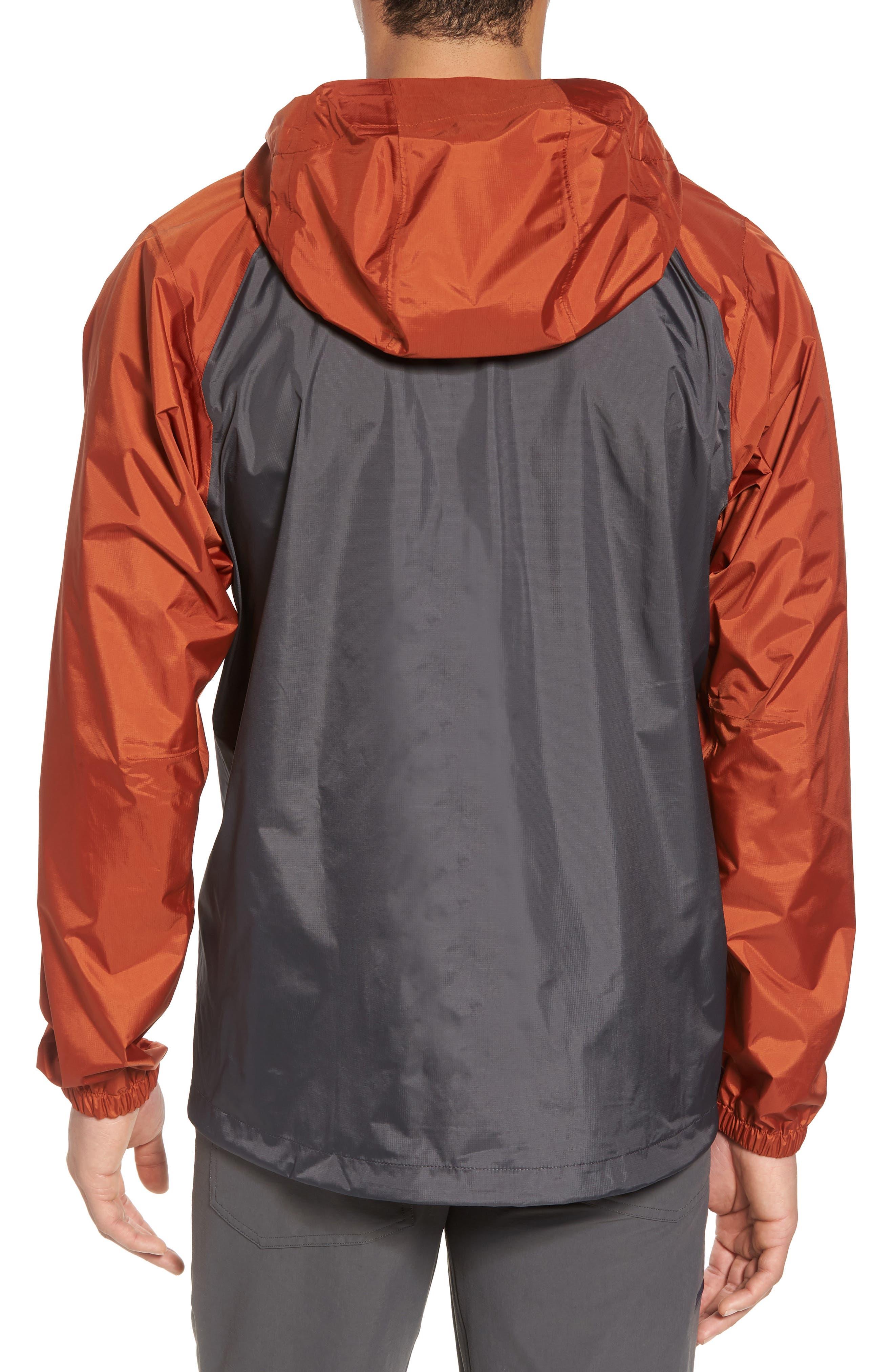 Torrentshell Packable Regular Fit Rain Jacket,                             Alternate thumbnail 2, color,                             COPPER ORE