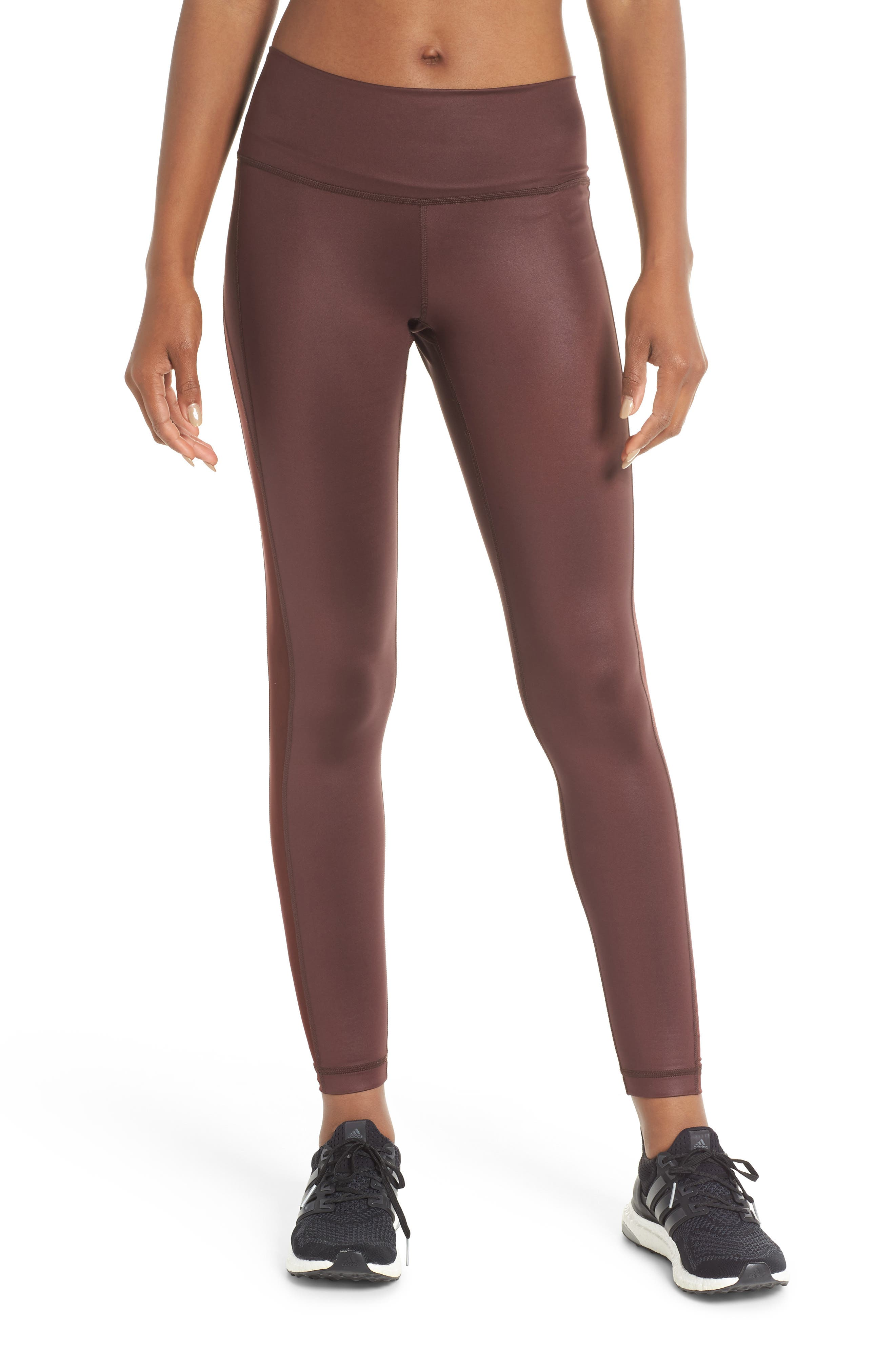 Believe This Leggings,                         Main,                         color, NIGHT RED
