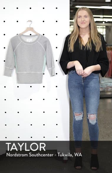 The Dallas Sweatshirt, sales video thumbnail