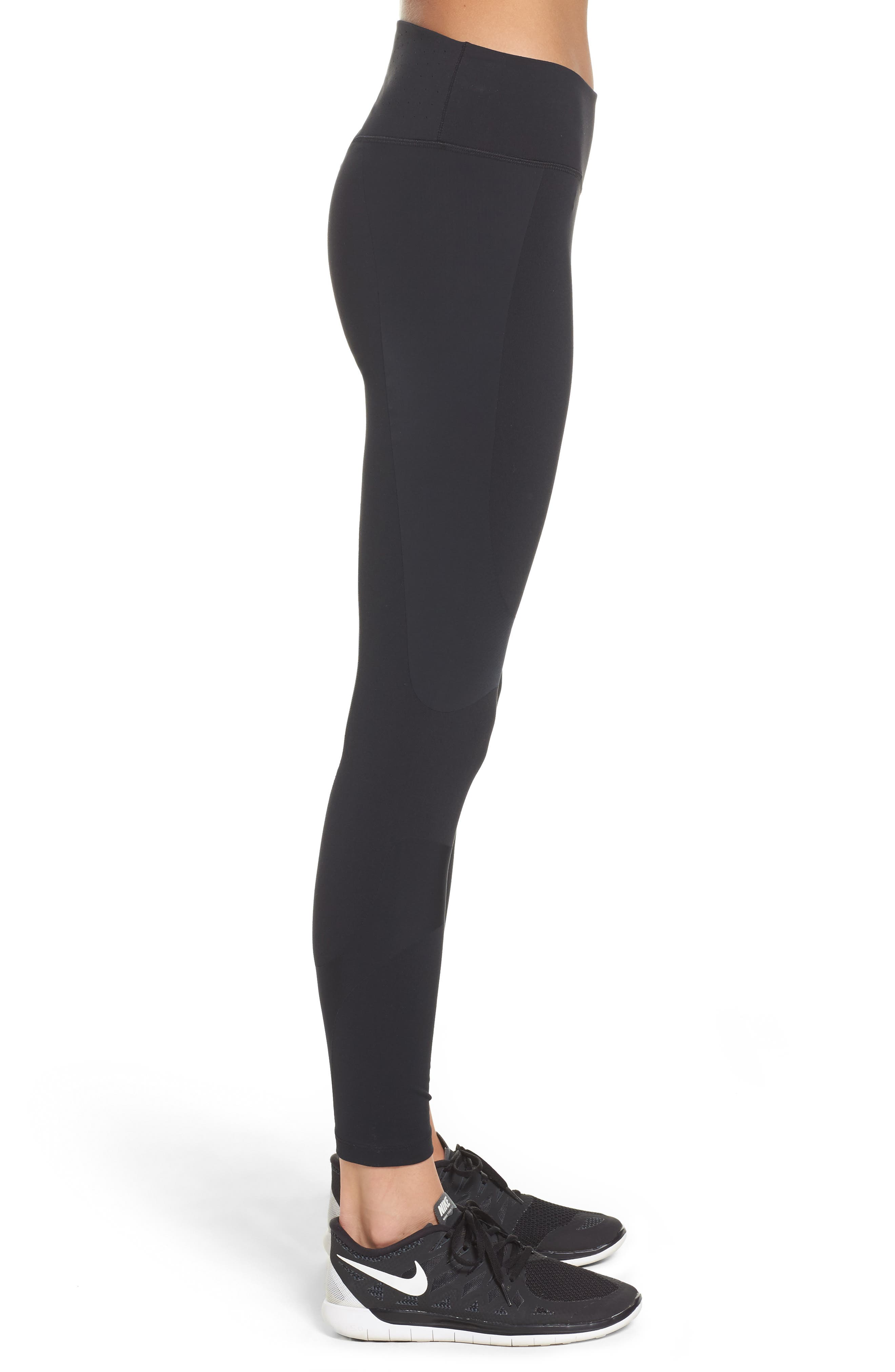 Power Legend Training Tights,                             Alternate thumbnail 8, color,