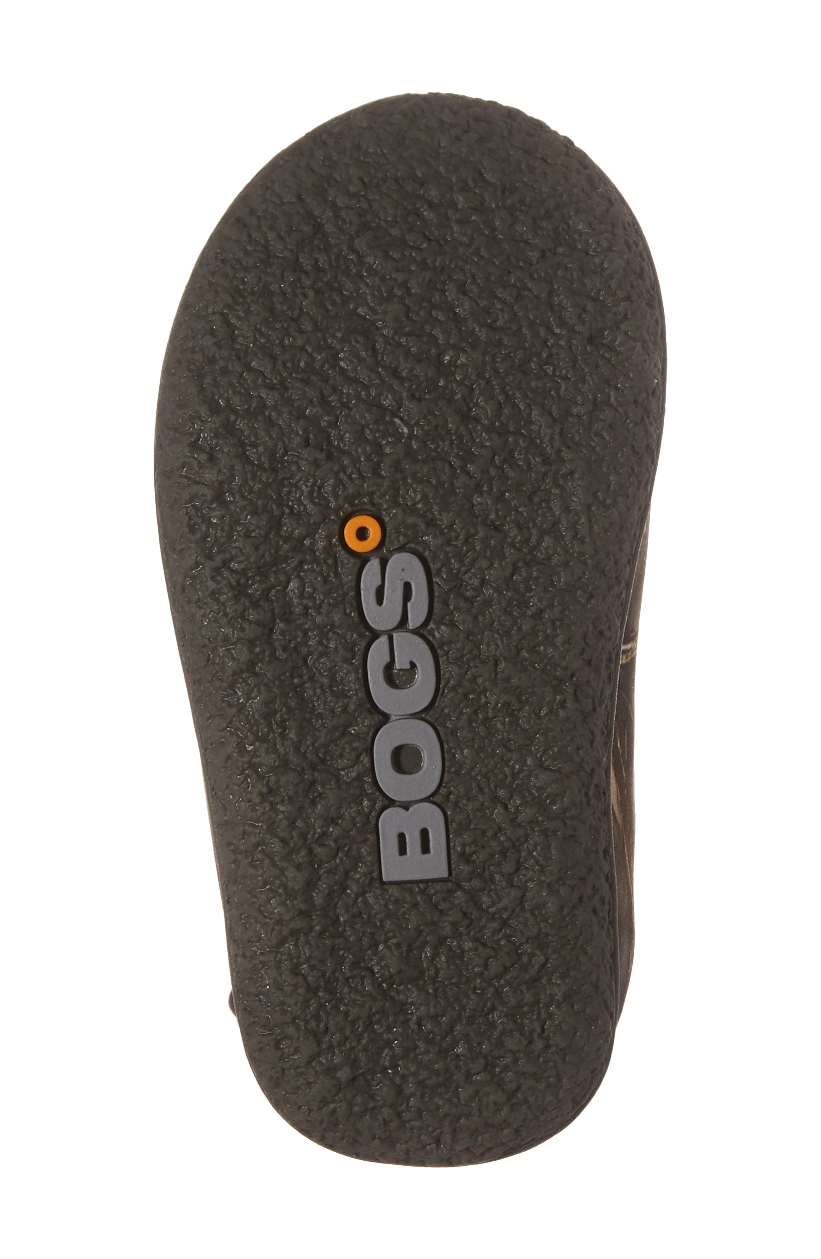 Baby Bogs Classic Camo Insulated Waterproof Boot,                             Alternate thumbnail 6, color,                             MOSSY OAK COUNTRY