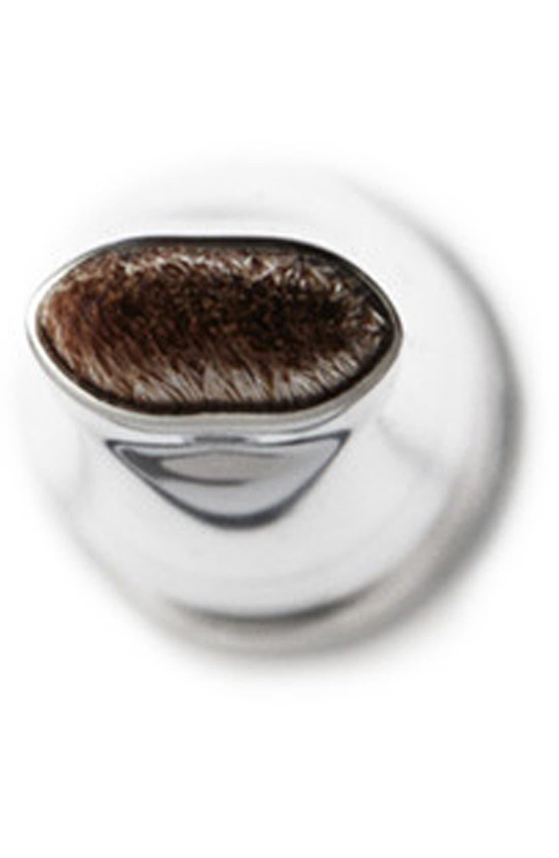 MAC 316 Lip Brush,                             Alternate thumbnail 3, color,                             000