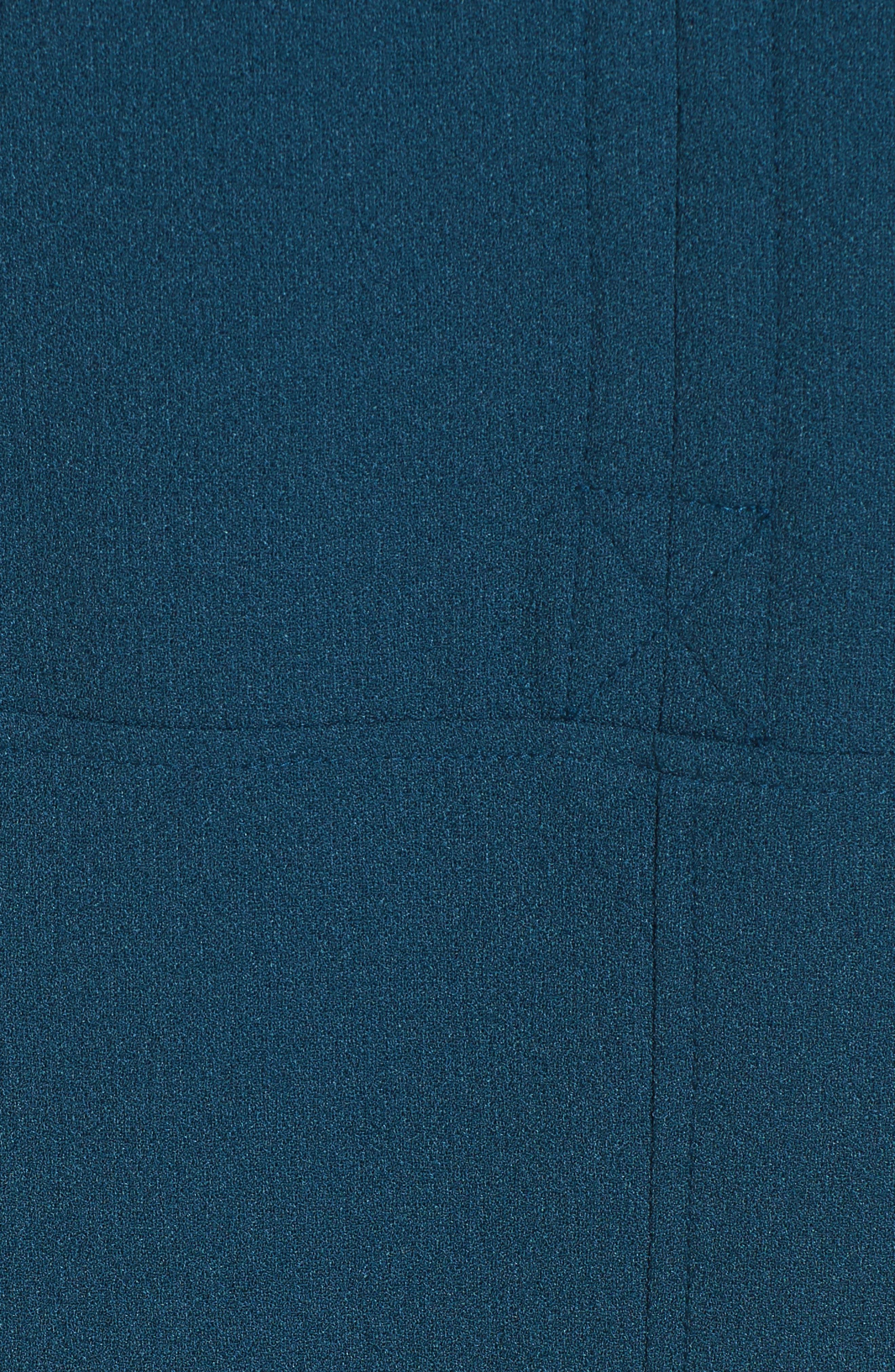 Hailey Crepe Dress,                             Alternate thumbnail 124, color,