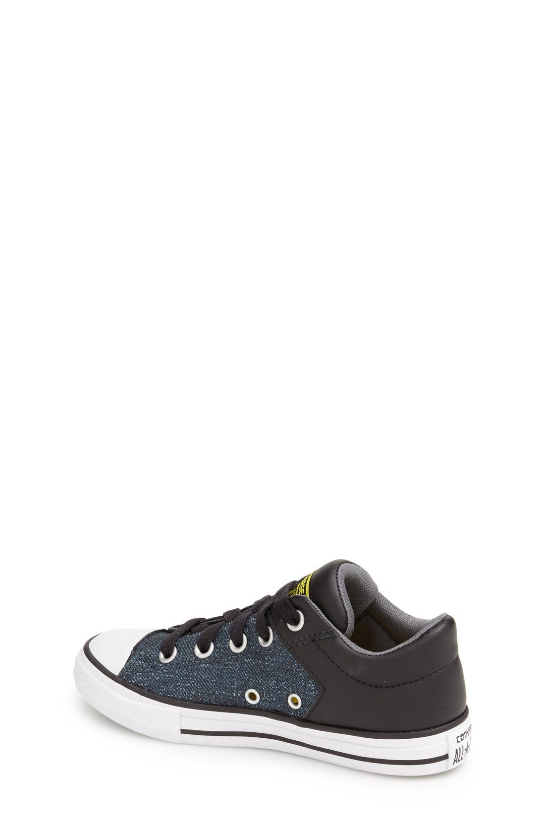 Chuck Taylor<sup>®</sup> All Star<sup>®</sup> 'High Street' Slip-On Sneaker,                             Alternate thumbnail 11, color,