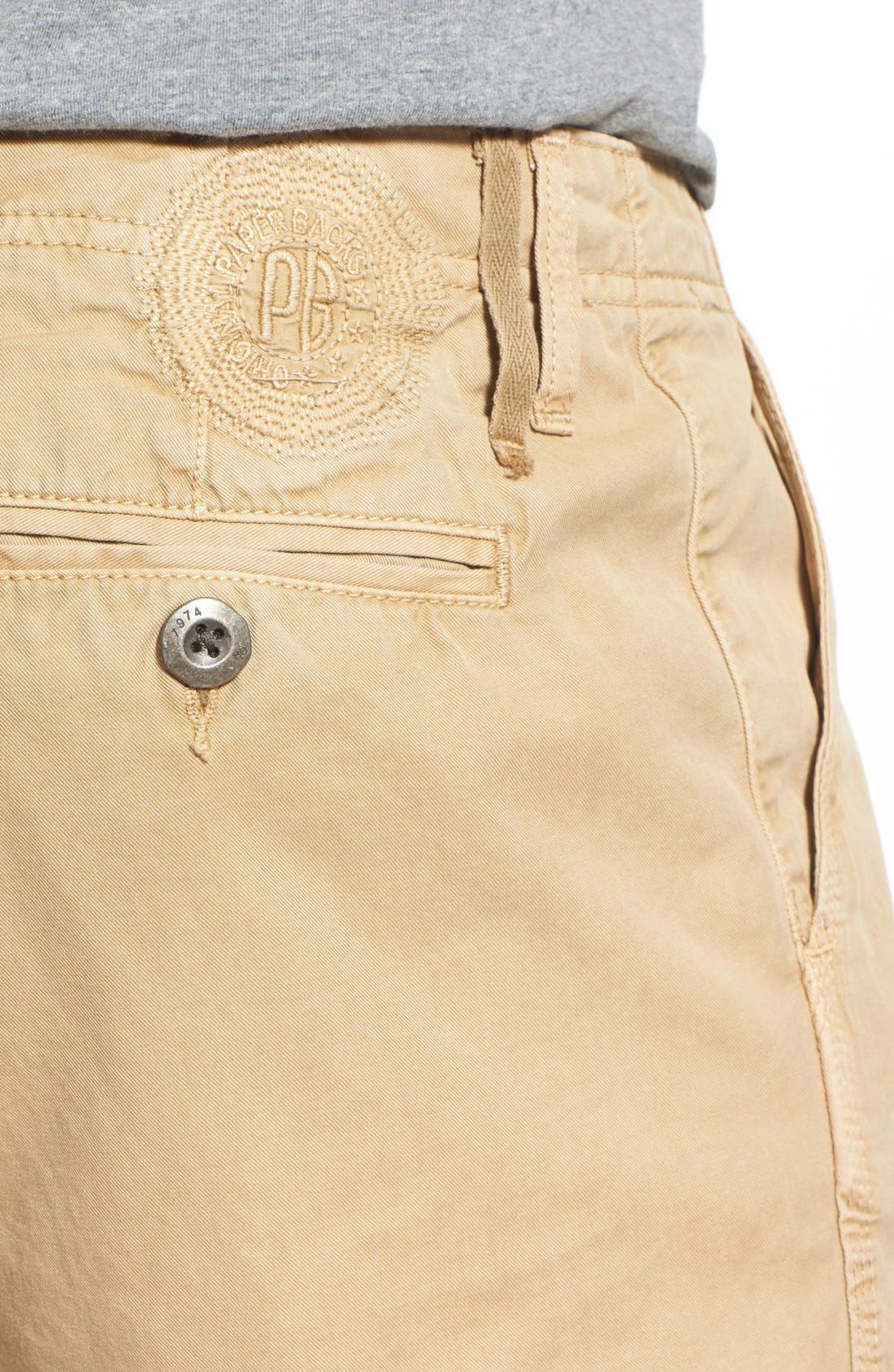 'Napa' Chino Shorts,                             Alternate thumbnail 48, color,