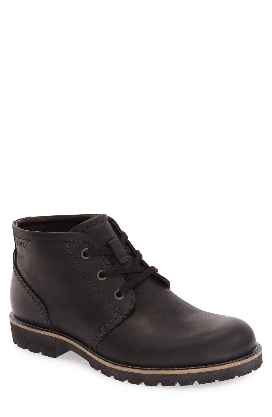 ECCO 'Jamestown' Chukka Boot, Main, color, 001