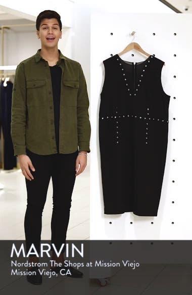 Zane Sleeveless Sheath Dress, sales video thumbnail