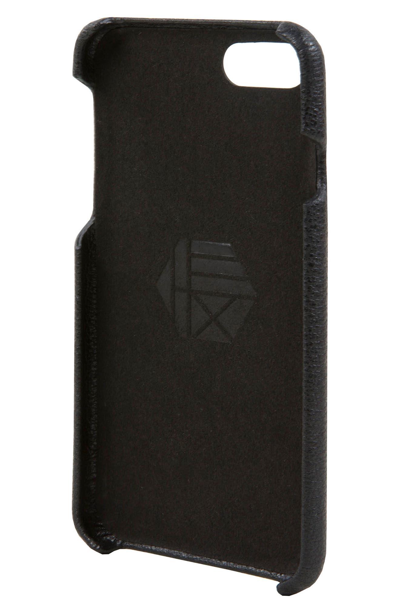 Solo iPhone 6/6s/7/8 Wallet Case,                             Alternate thumbnail 4, color,                             001