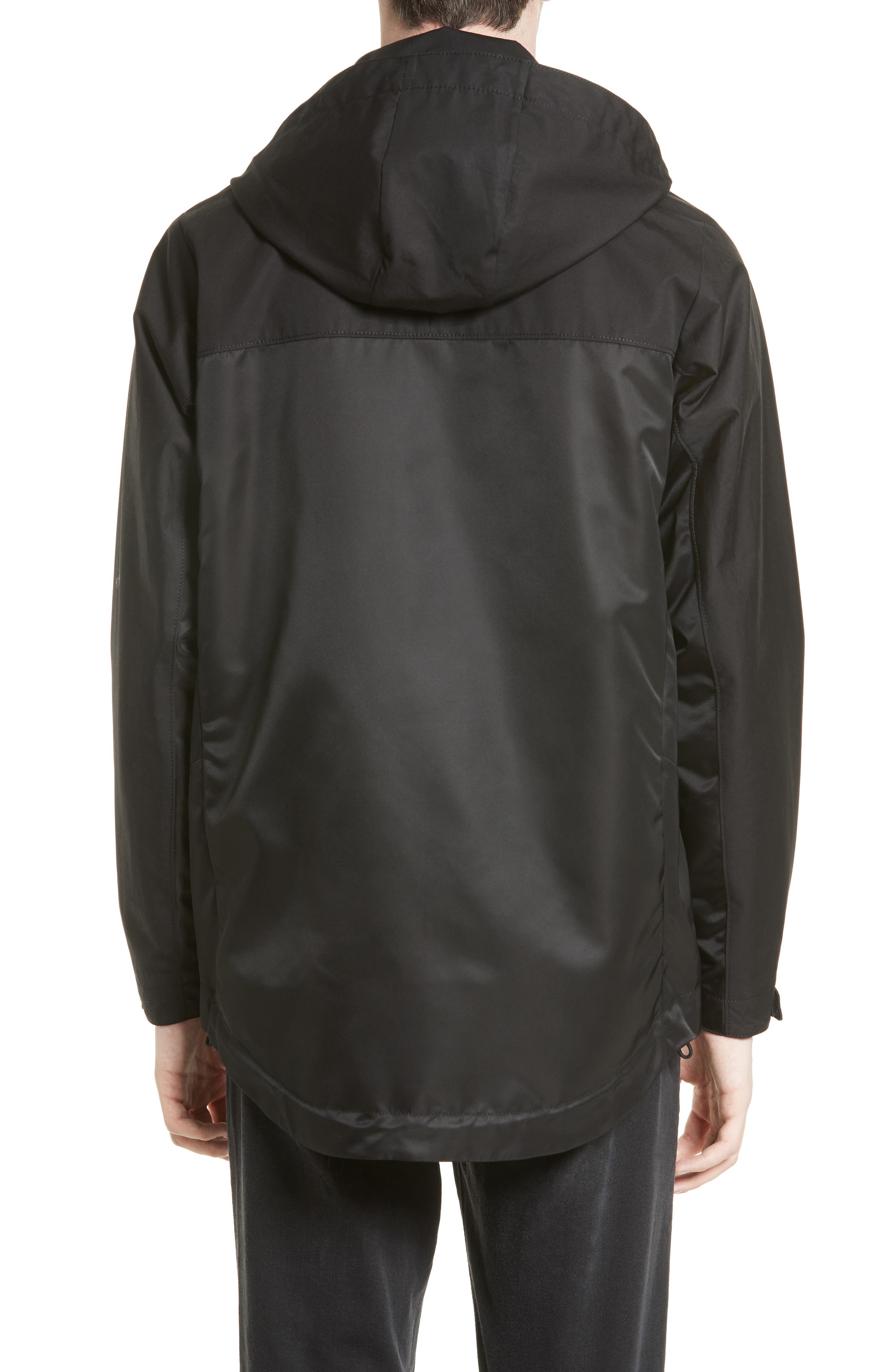 Technical Cotton Windbreaker,                             Alternate thumbnail 2, color,                             001