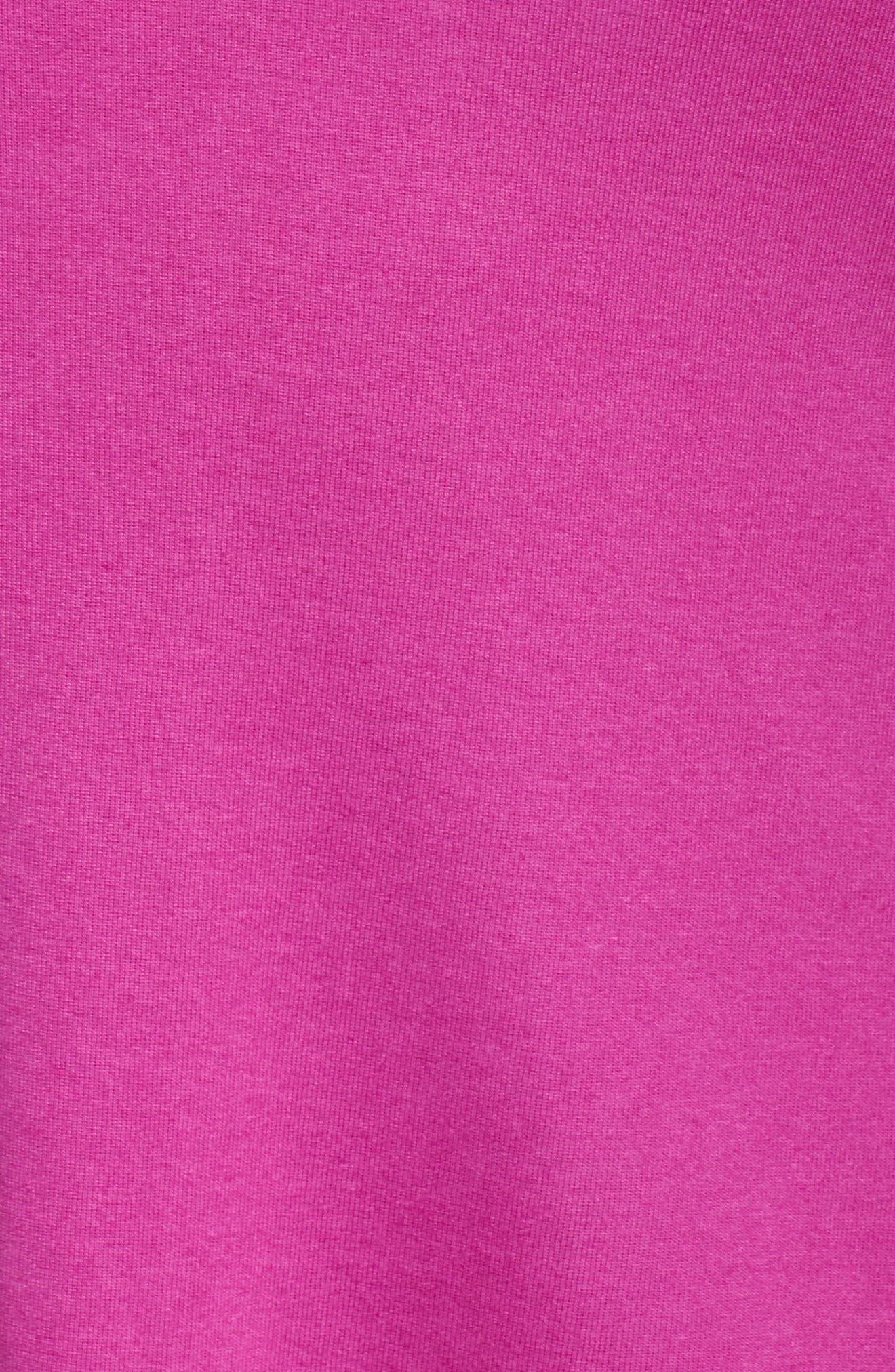 Short Sleeve V-Neck Tee,                             Alternate thumbnail 158, color,