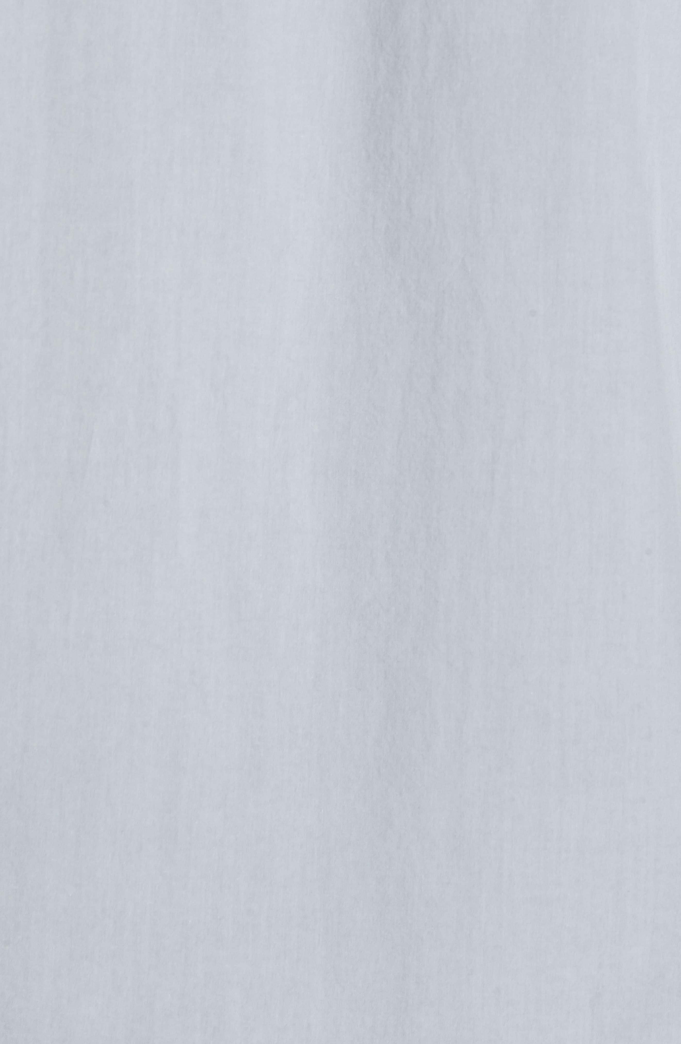 Slim Fit Sport Shirt,                             Alternate thumbnail 5, color,                             100