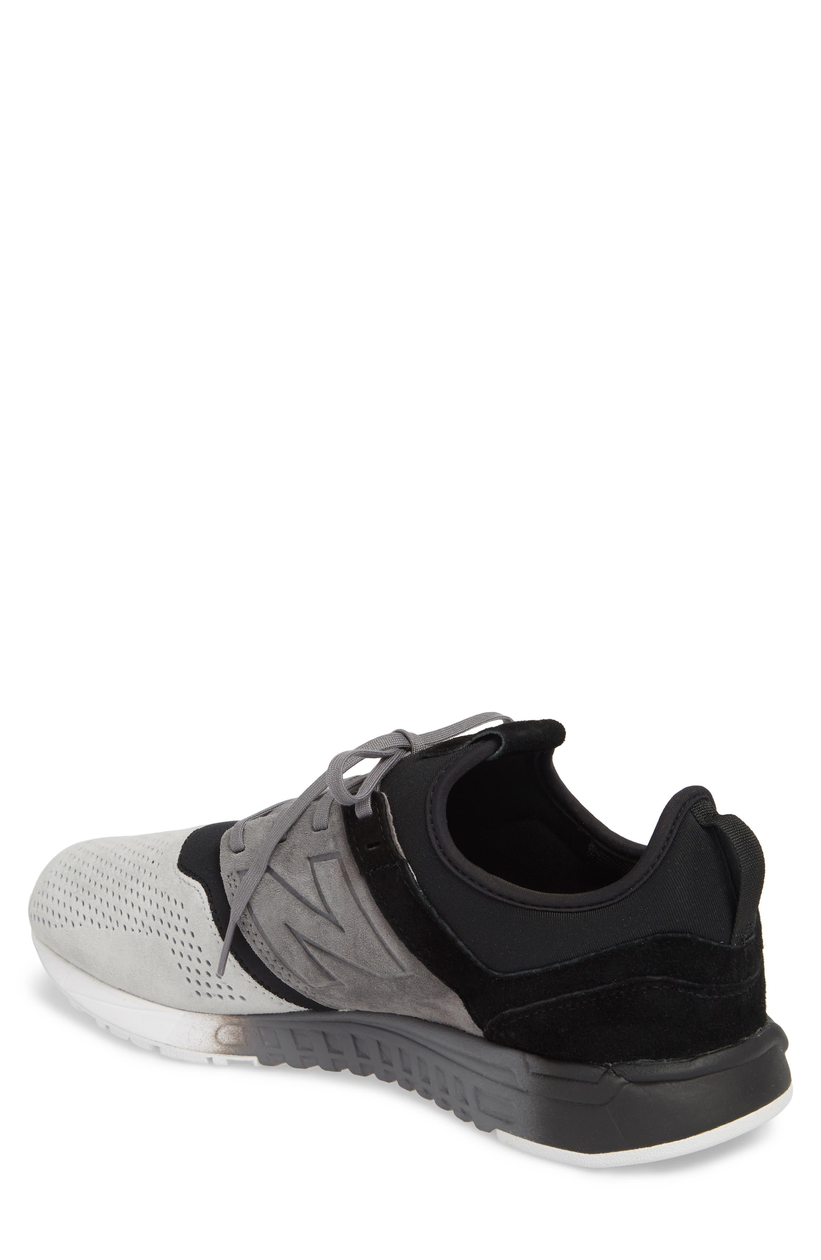 NEW BALANCE,                             247 Sport Sneaker,                             Alternate thumbnail 2, color,                             001
