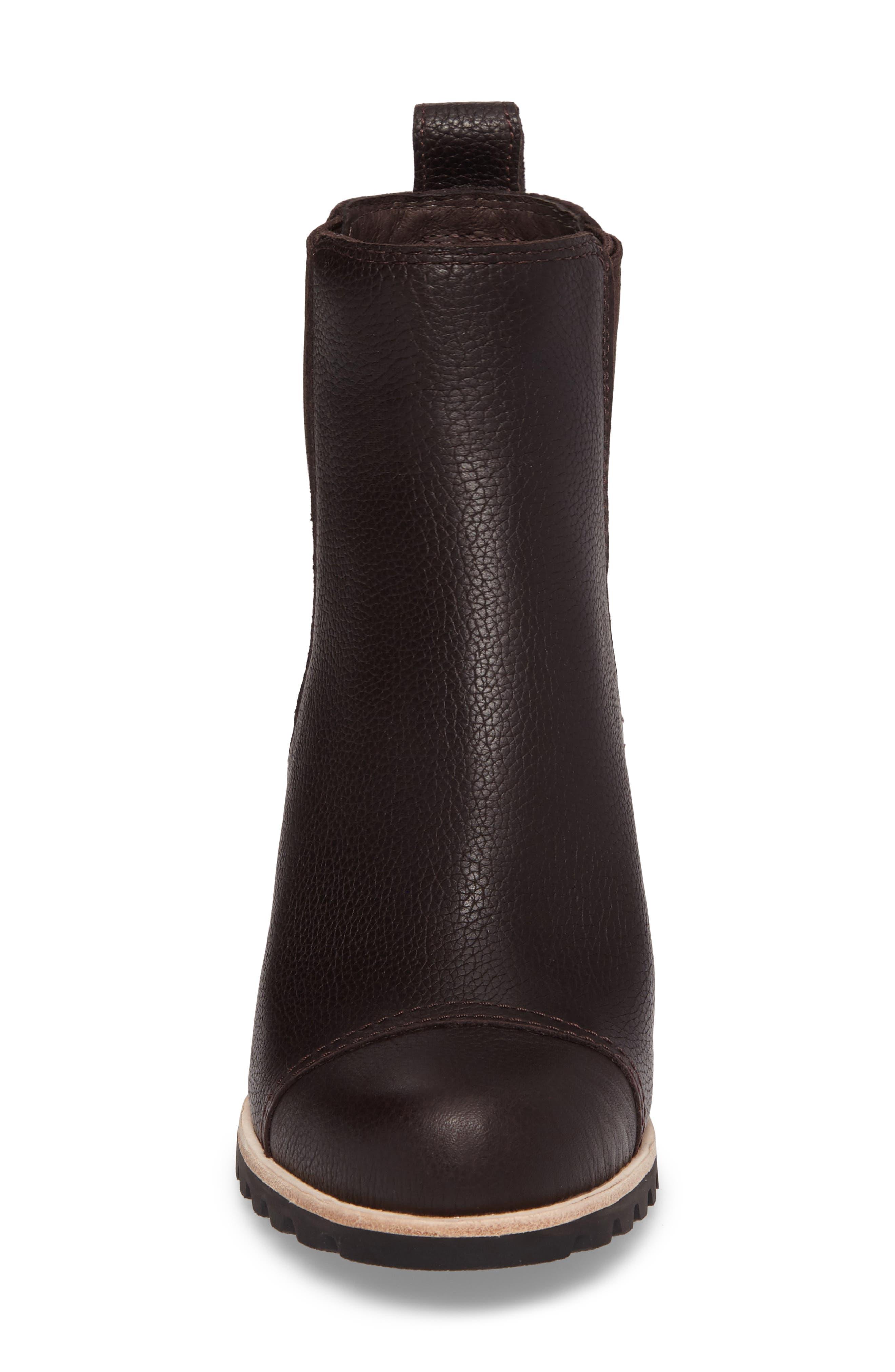Pax Waterproof Wedge Boot,                             Alternate thumbnail 8, color,