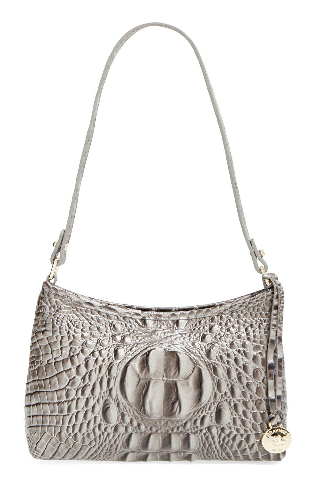 'Anytime - Mini' Convertible Handbag,                             Main thumbnail 8, color,