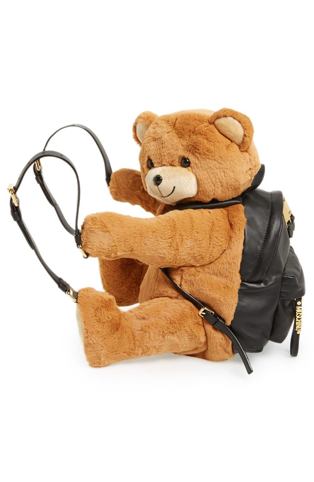 'Bear Hug' Backpack,                             Alternate thumbnail 6, color,                             200