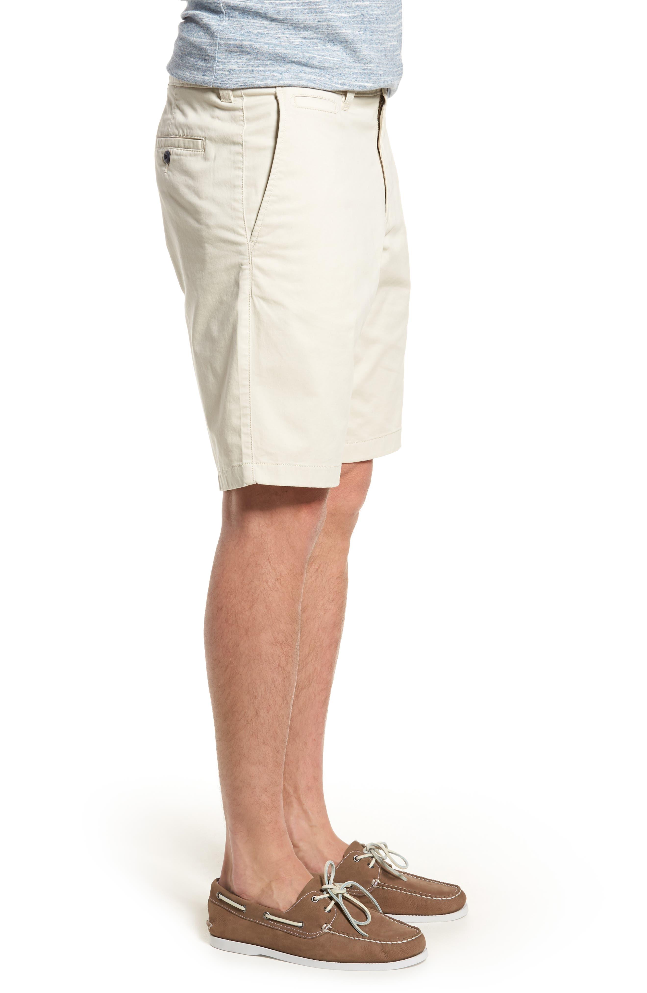 Ballard Slim Fit Stretch Chino 11-Inch Shorts,                             Alternate thumbnail 40, color,