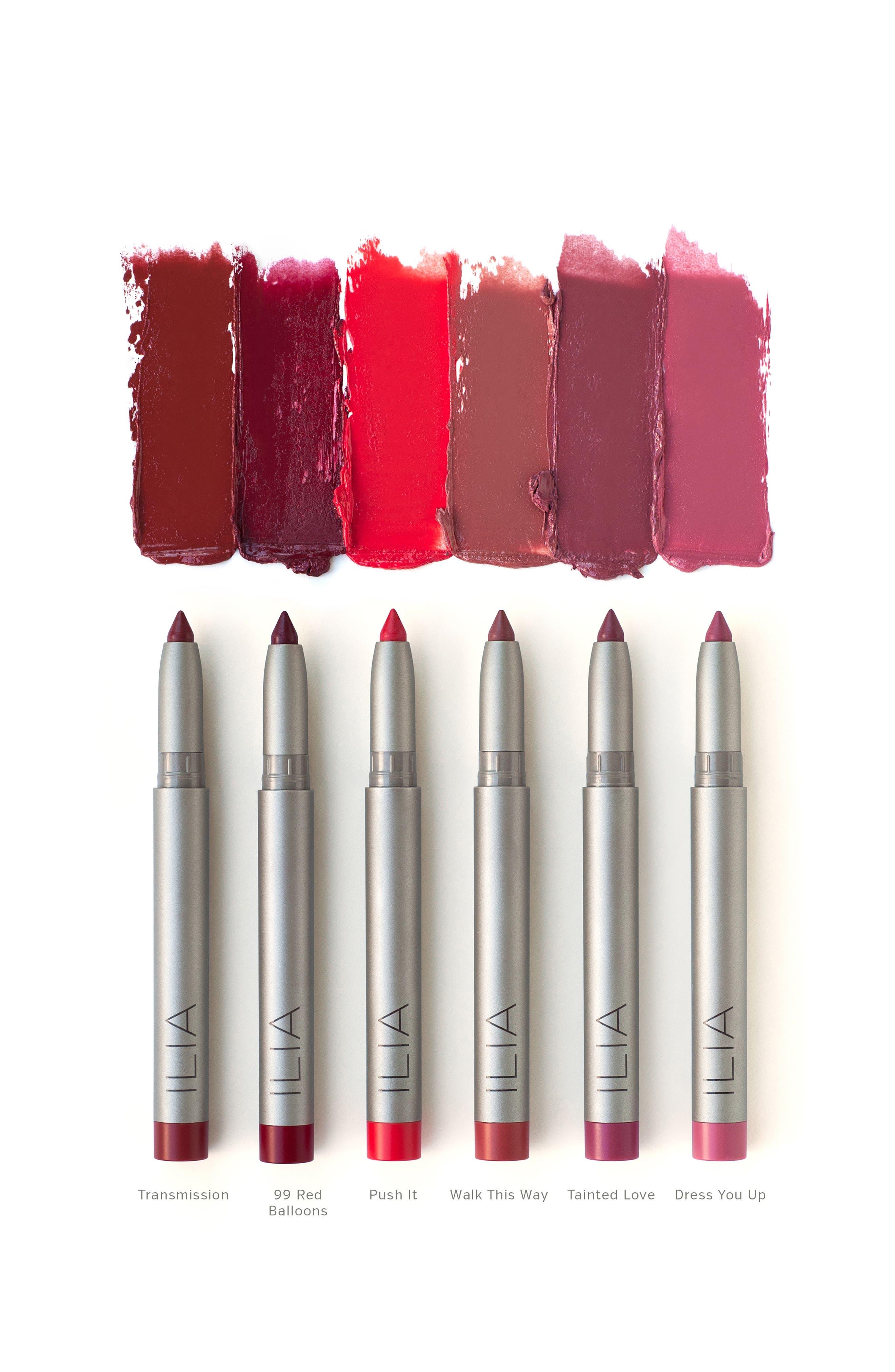 SPACE.NK.apothecary ILIA Lipstick Crayon,                             Alternate thumbnail 7, color,                             6- 99 RED BALLOONS