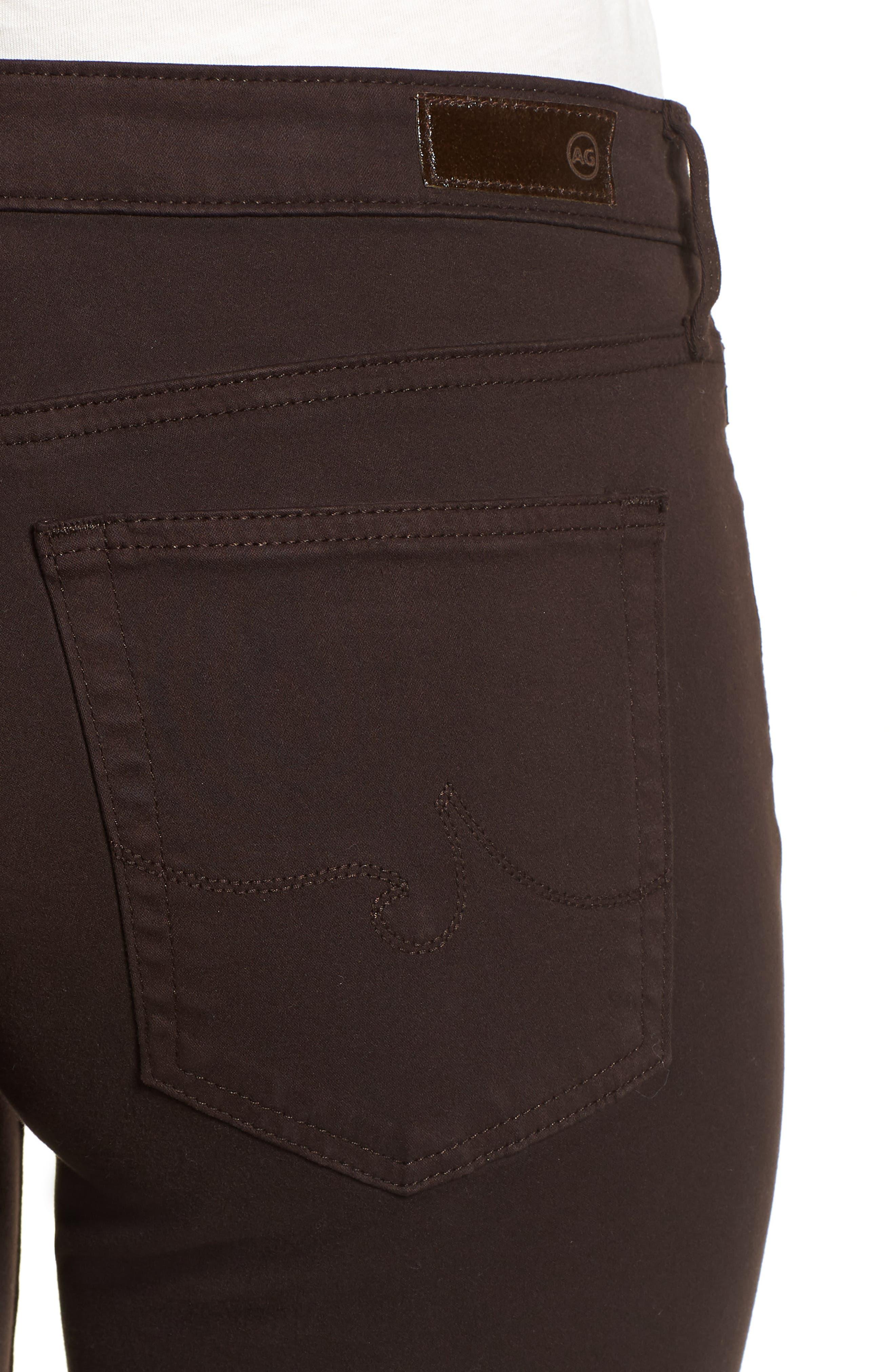'The Prima' Cigarette Leg Skinny Jeans,                             Alternate thumbnail 81, color,